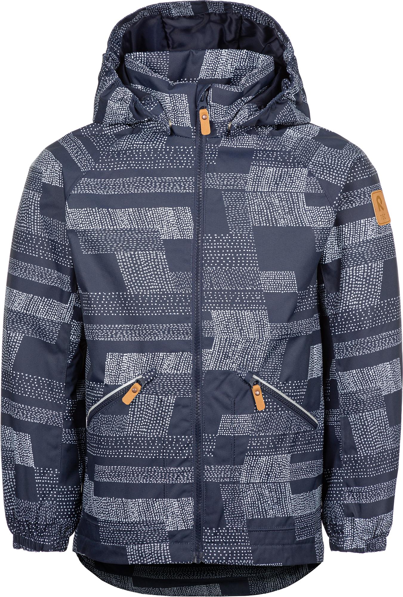 Reima Куртка утепленная для мальчиков Reima Finbo, размер 140 цена