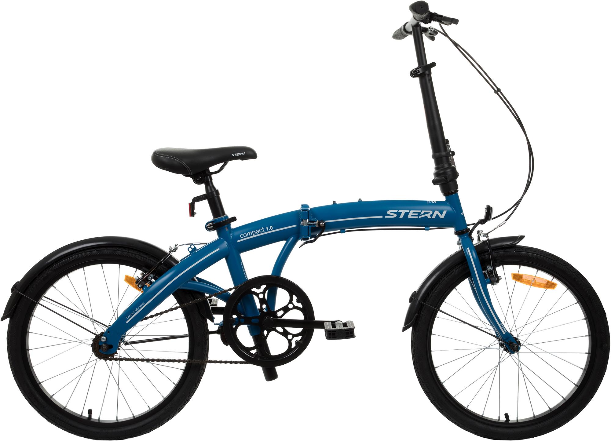 Stern Велосипед складной Stern Compact 1.0 20 цена