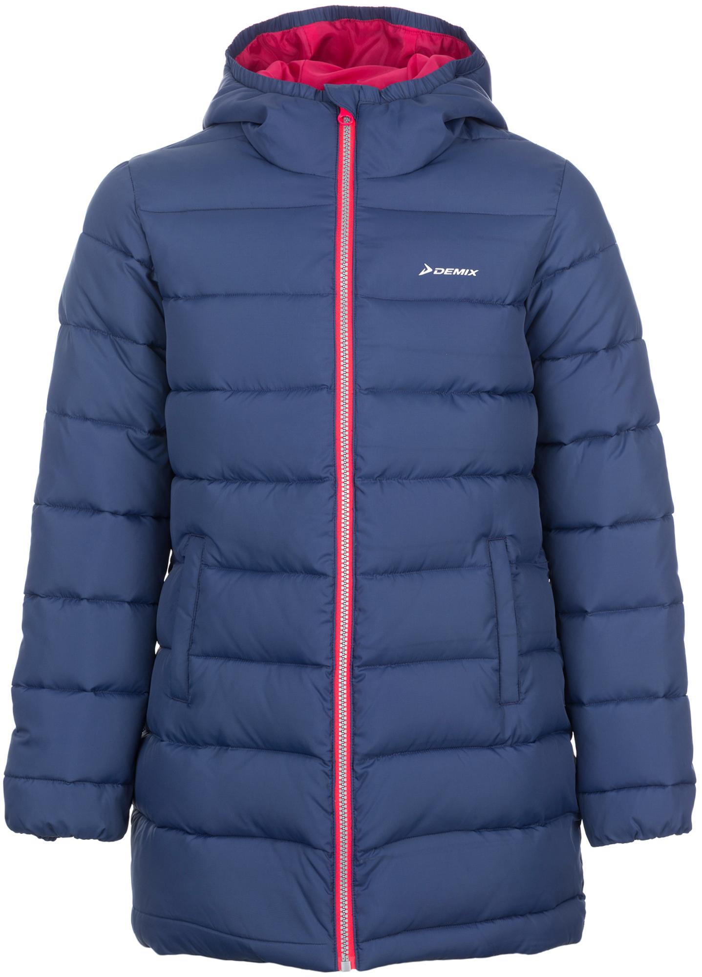 Demix Куртка утепленная для девочек Demix