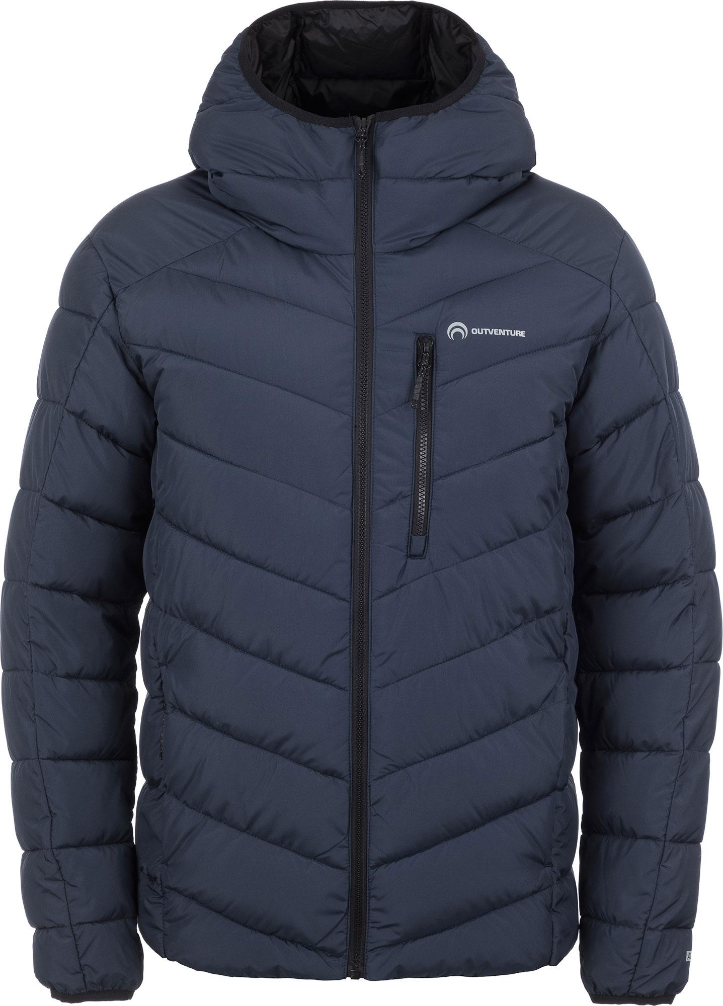 Outventure Куртка утепленная мужская Outventure, размер 54 куртка мужская geox цвет темно синий m8220kt2447f4386 размер 54