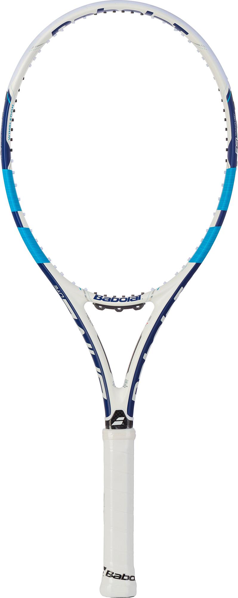 Babolat Ракетка для большого тенниса Babolat PURE DRIVE LITE WIM babolat ракетка для большого тенниса babolat pure strike team размер 3