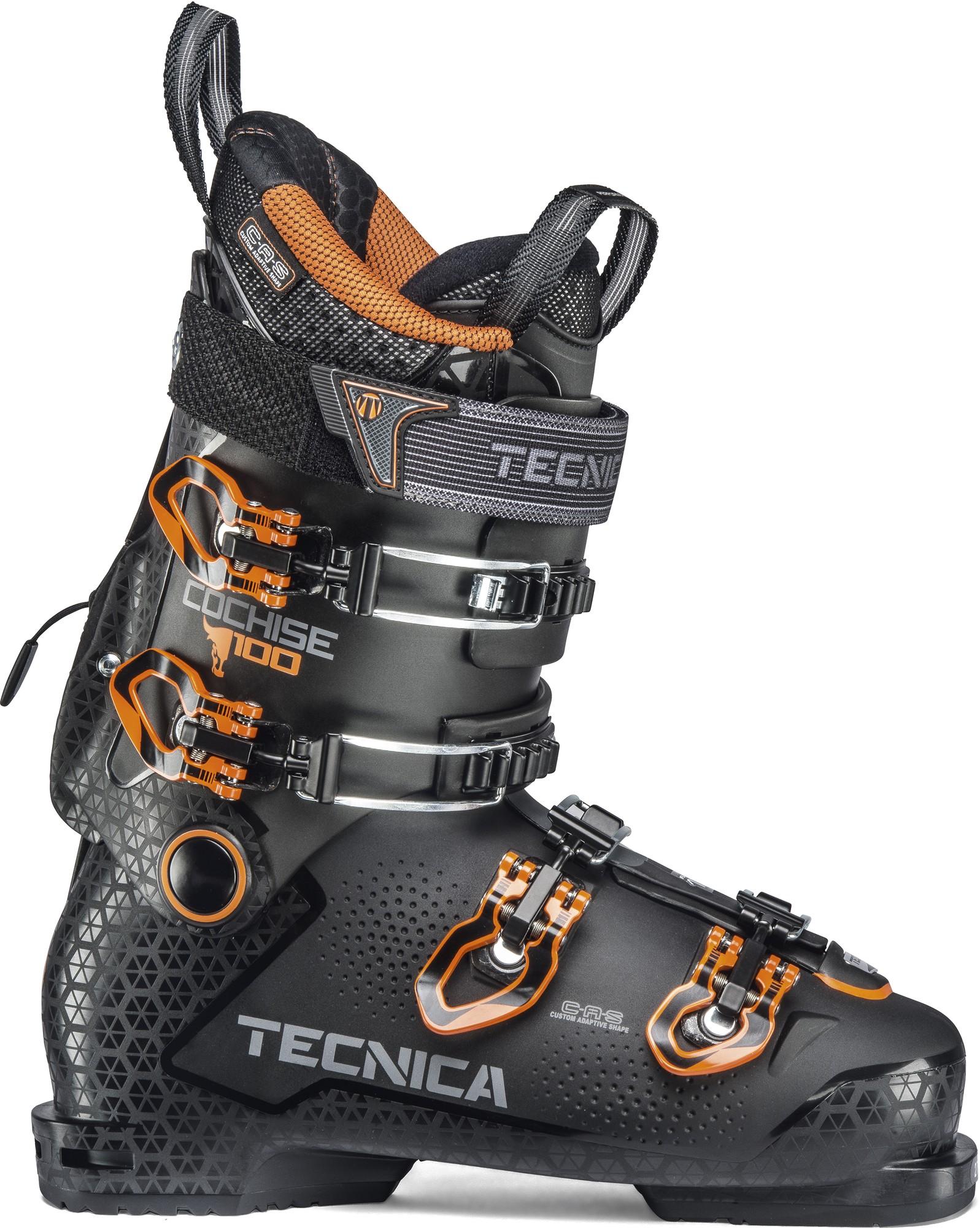 Tecnica Ботинки горнолыжные Tecnica COCHISE 100, размер 30 см