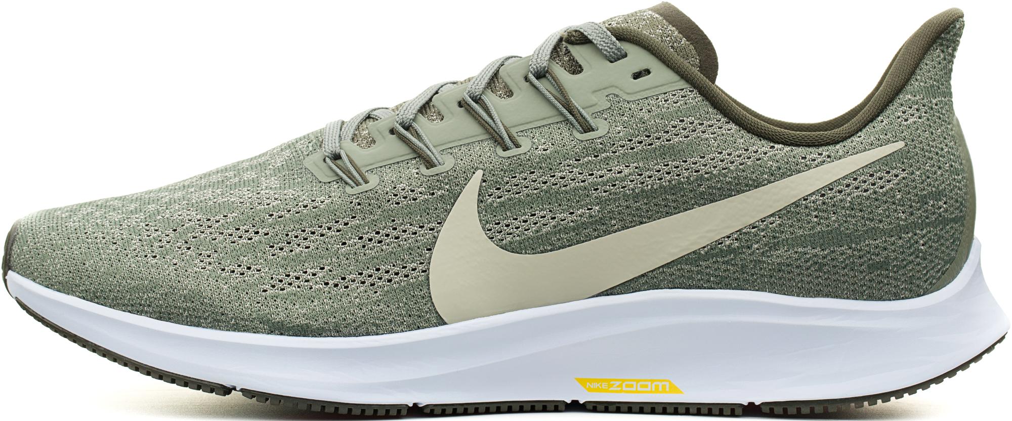 Nike Кроссовки мужские Nike Air Zoom Pegasus 36, размер 44 nike кроссовки мужские nike air zoom vapor x clay размер 45