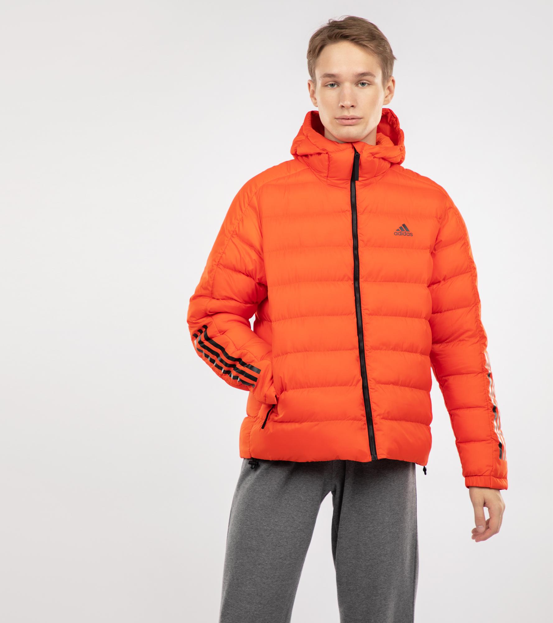 Adidas Куртка утепленная мужская Itavic 3-Stripes 2.0, размер 52