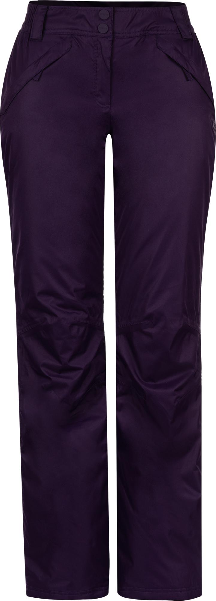 Termit Брюки утепленные женские Termit, размер 50 брюки утепленные женские termit women s trousers цвет черный a19atepaw08 99 размер xl 50