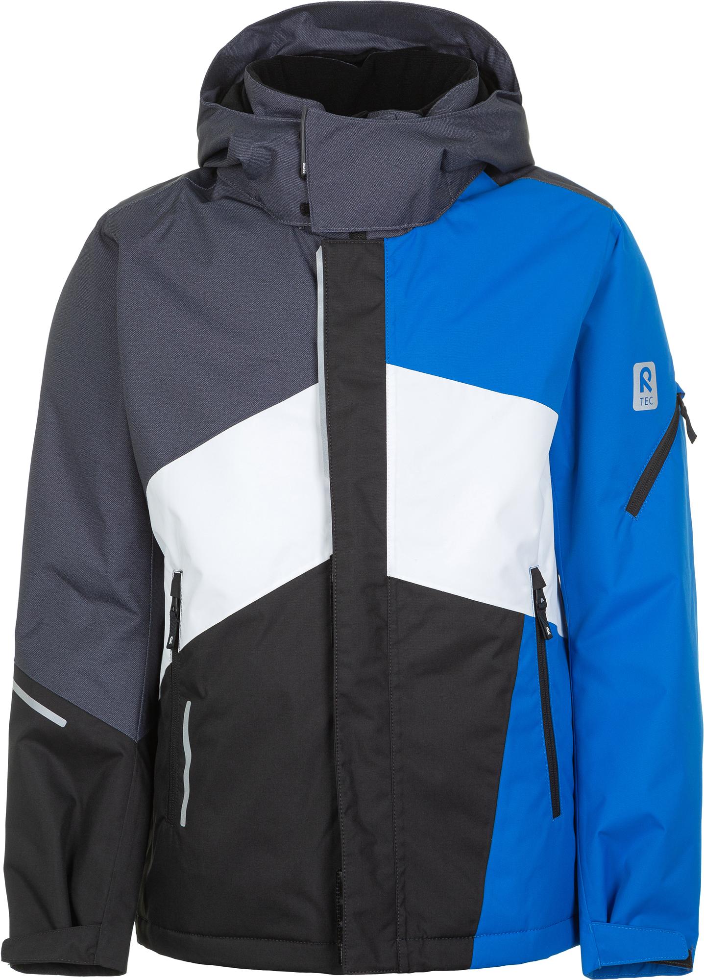 Reima Куртка утепленная для мальчиков Laks, размер 158