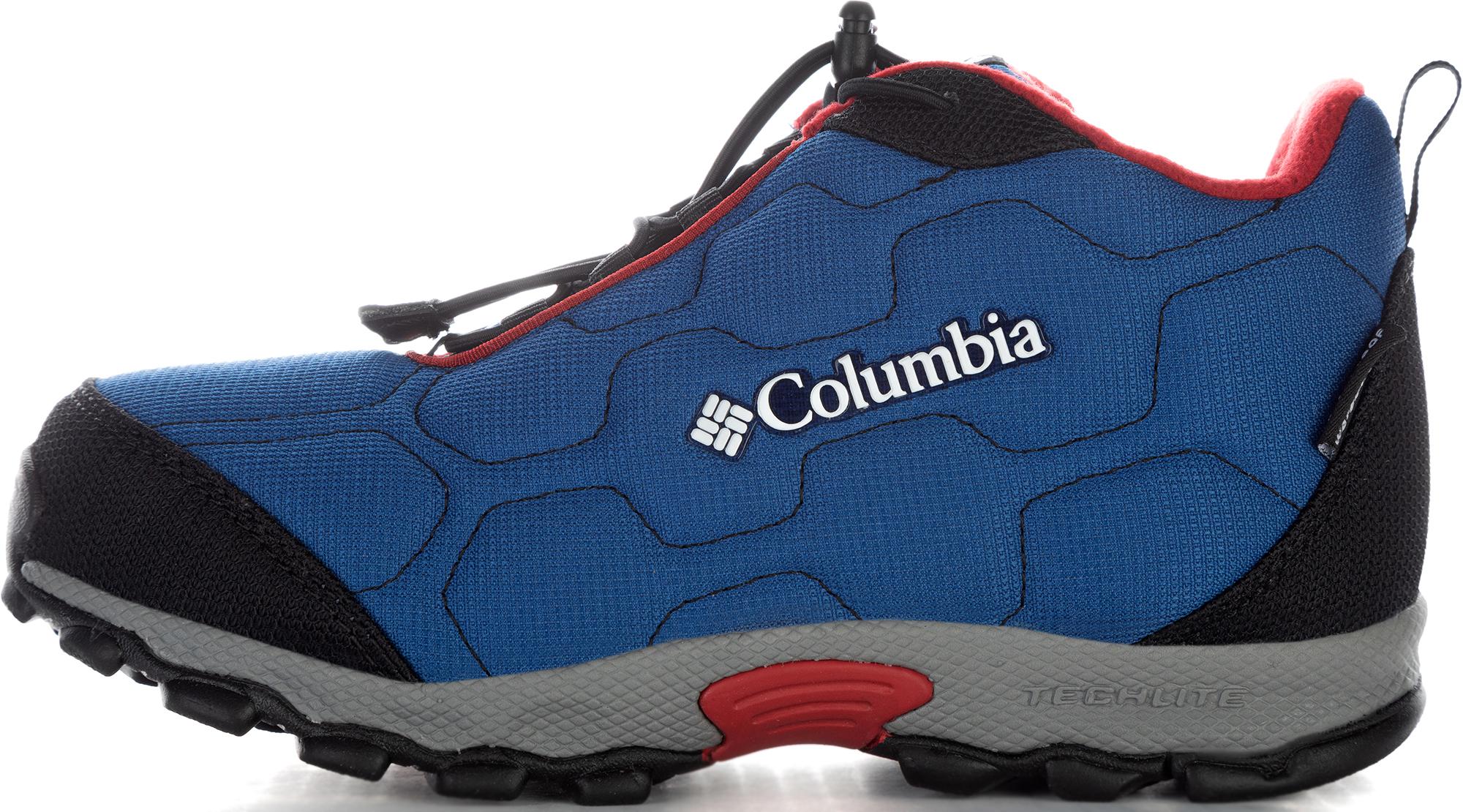 Columbia Ботинки утепленные для мальчиков Columbia Youth Firecamp 2, размер 31.5 columbia ботинки утепленные мужские columbia firecamp размер 43