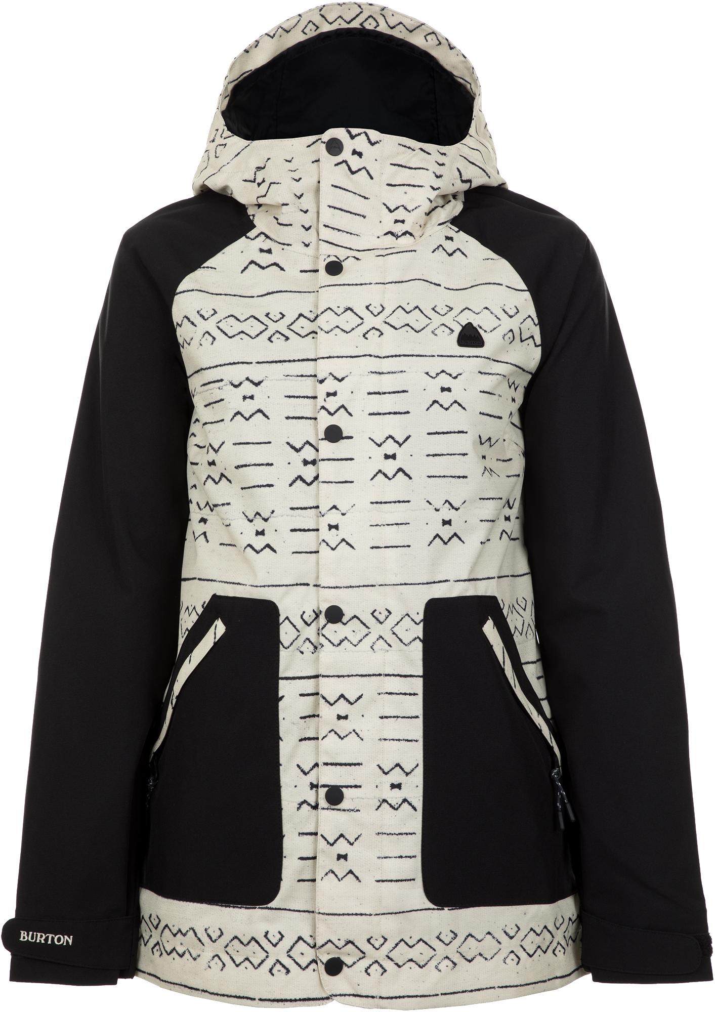 цена на Burton Куртка утепленная женская Burton Eastfall, размер 44-46