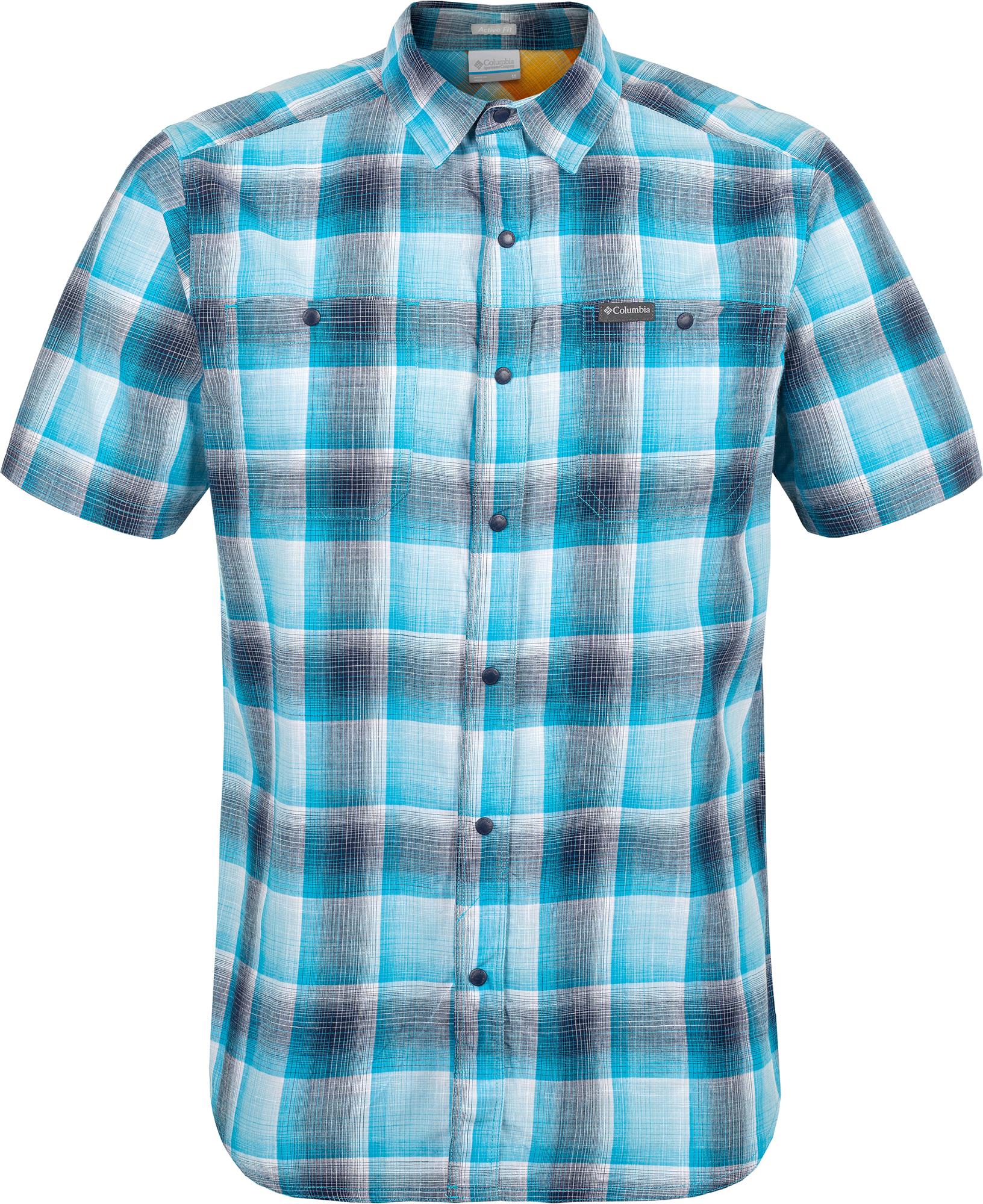 Columbia Рубашка мужская Leadville Ridge, размер 56