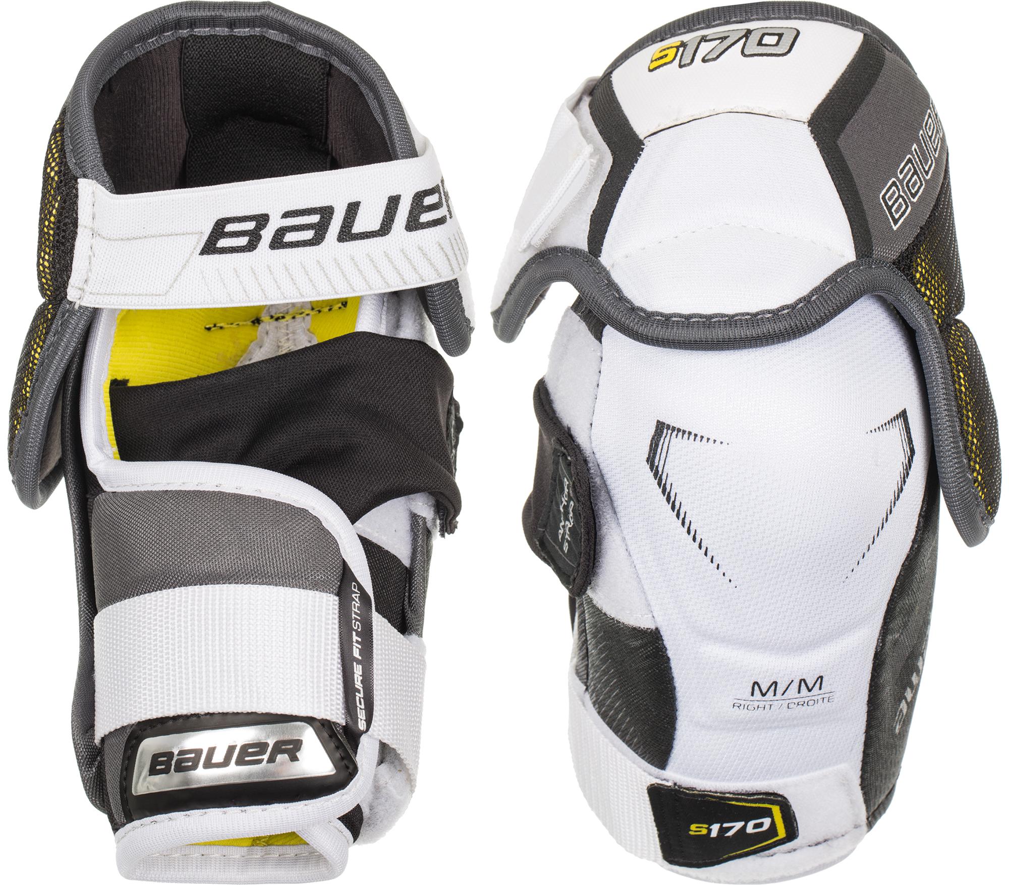 все цены на Bauer Налокотники хоккейные детские Bauer S17 Supreme S170 онлайн