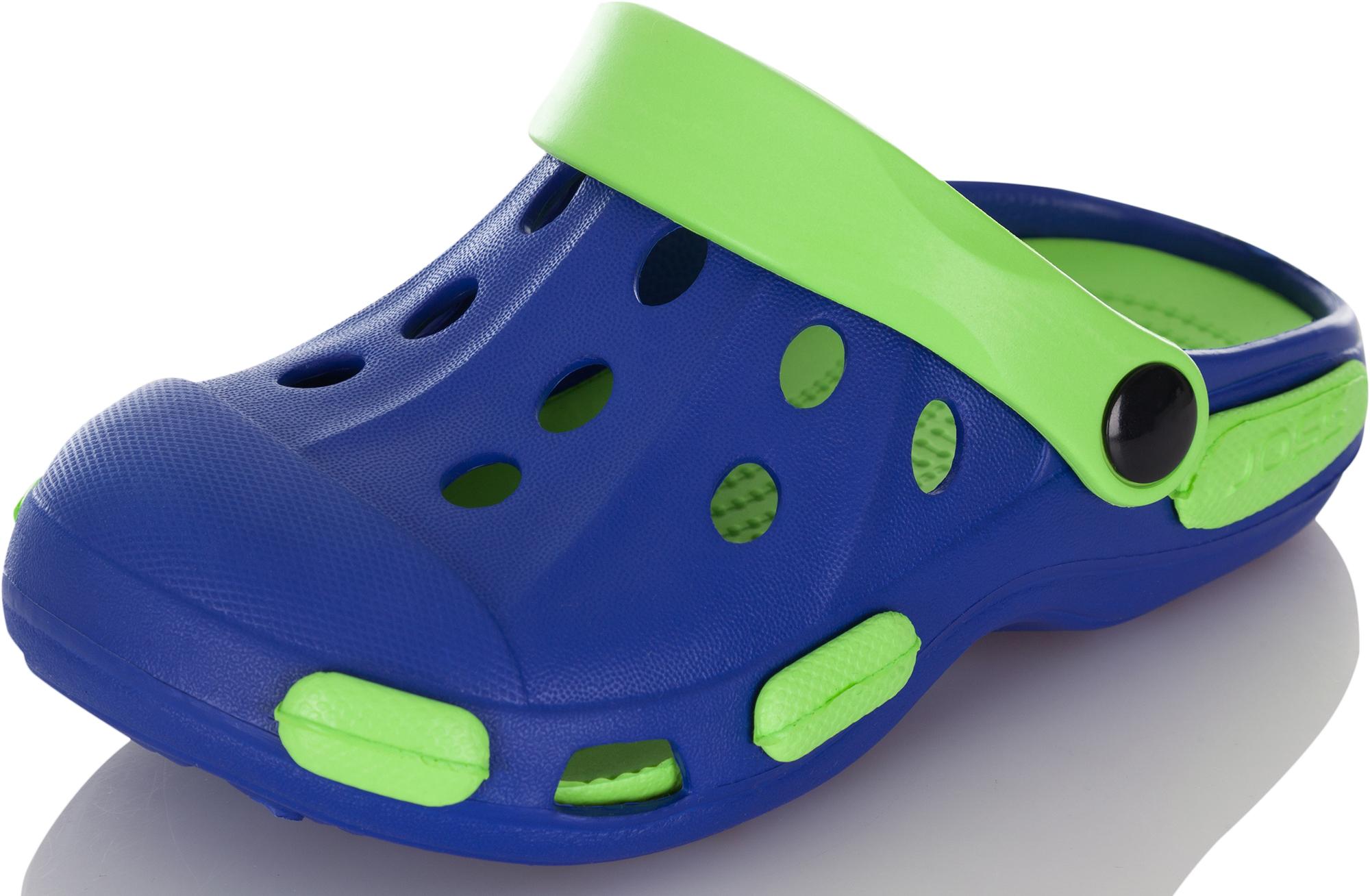 Joss Шлепанцы для мальчиков Joss Garden Shoes, размер 32