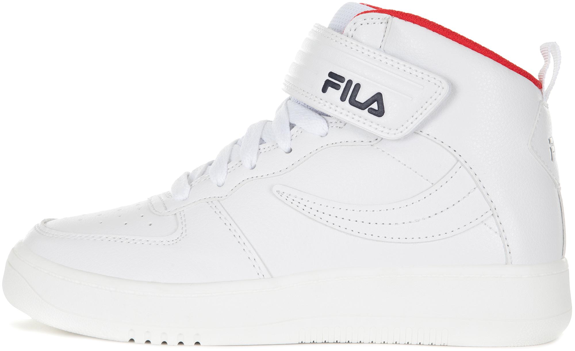 Fila Кеды для мальчиков Fila Fil High, размер 38