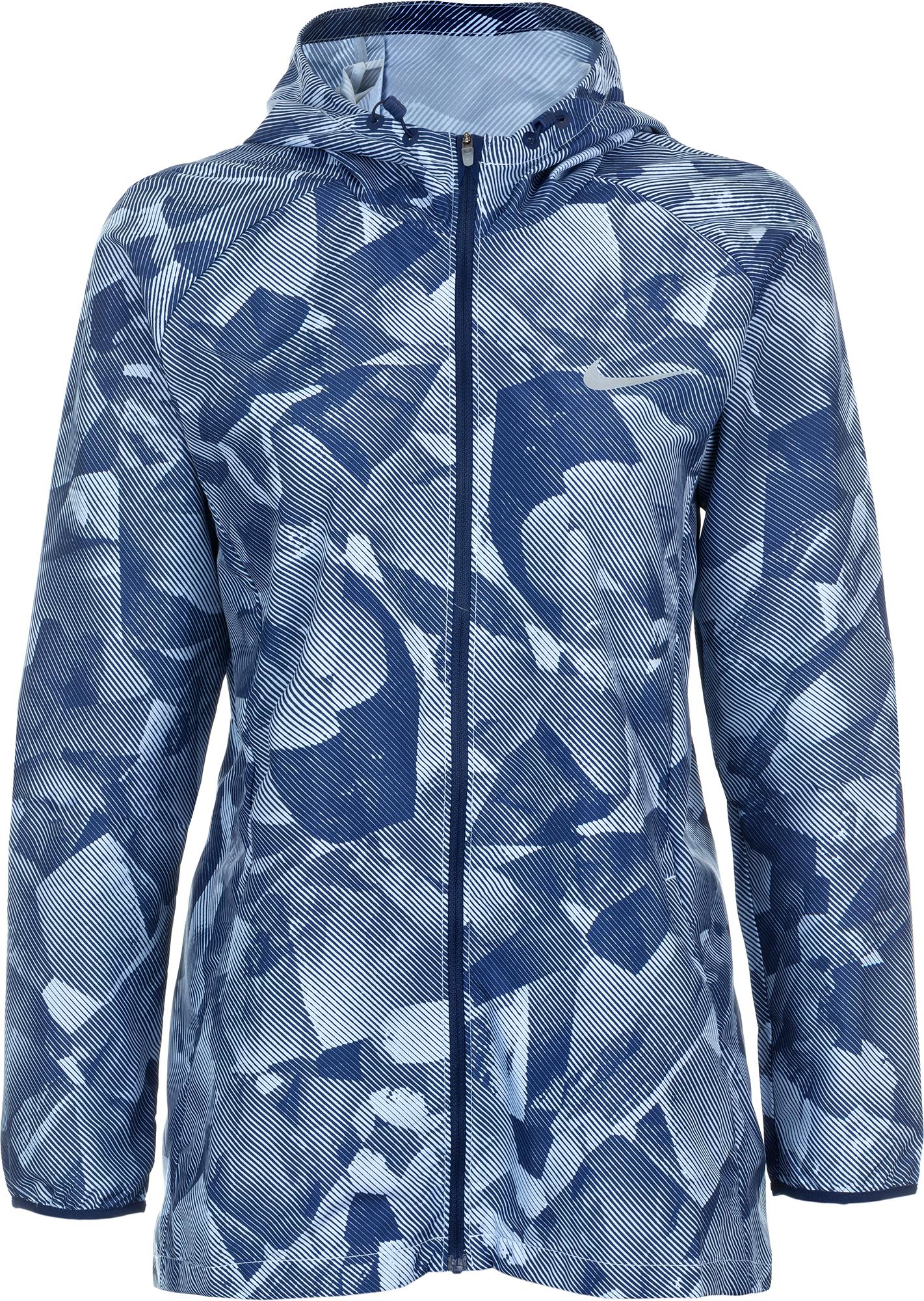 Nike Ветровка женская Nike Essential Hooded nike ветровка мужская nike essential hooded