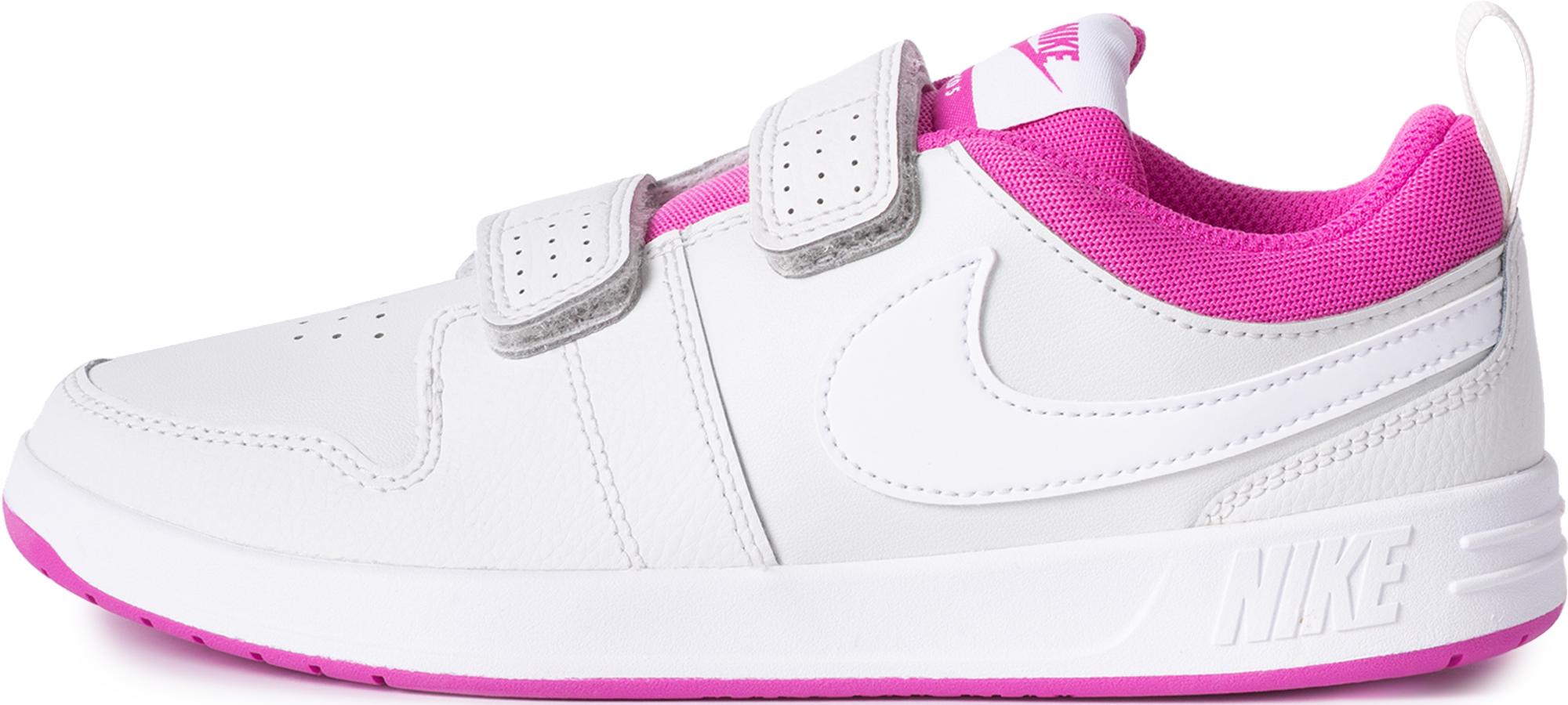 Nike Кеды для девочек Nike Pico 5, размер 34 кеды nike nike ni464amhbt51
