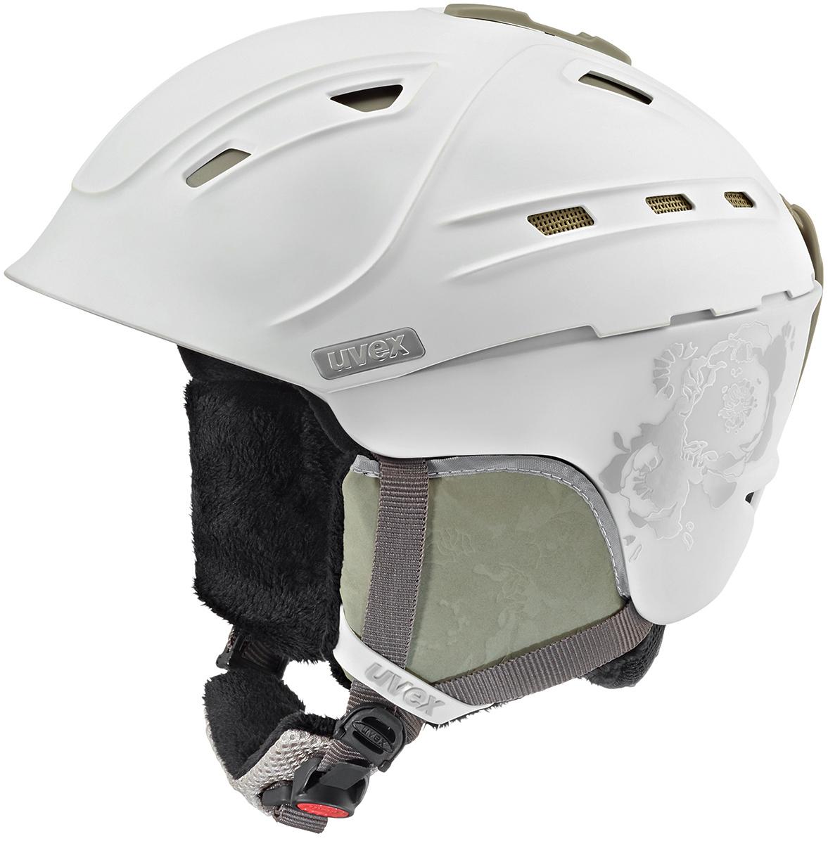 Uvex Шлем женский Uvex P2us, размер 55-59