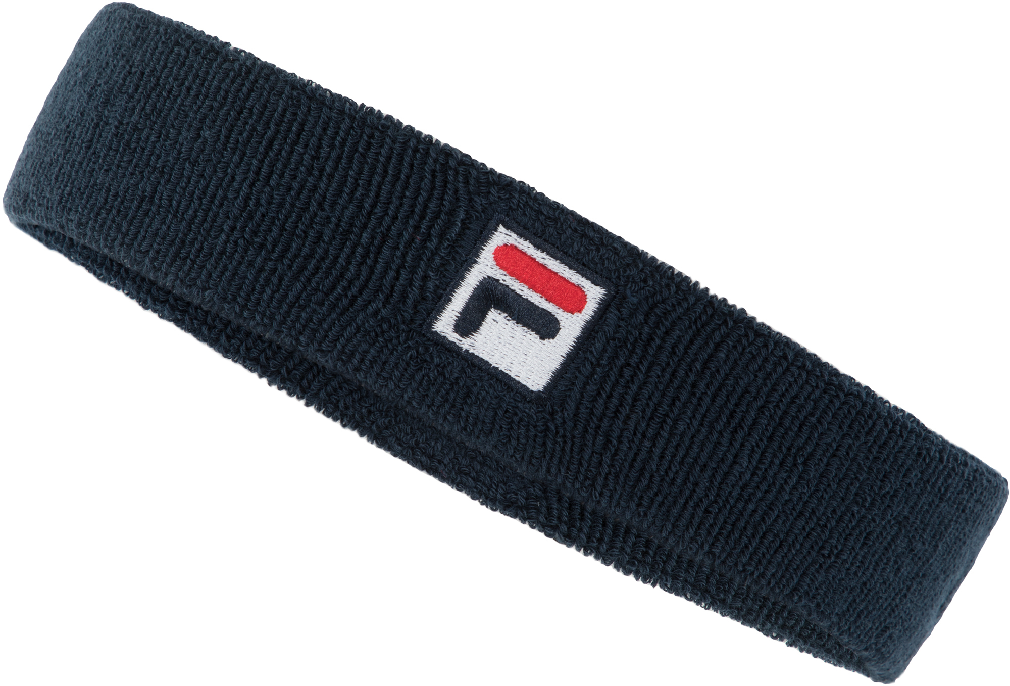 сумка спортивная fila coated bag s19aflacu01 m1 синий FILA Повязка FILA