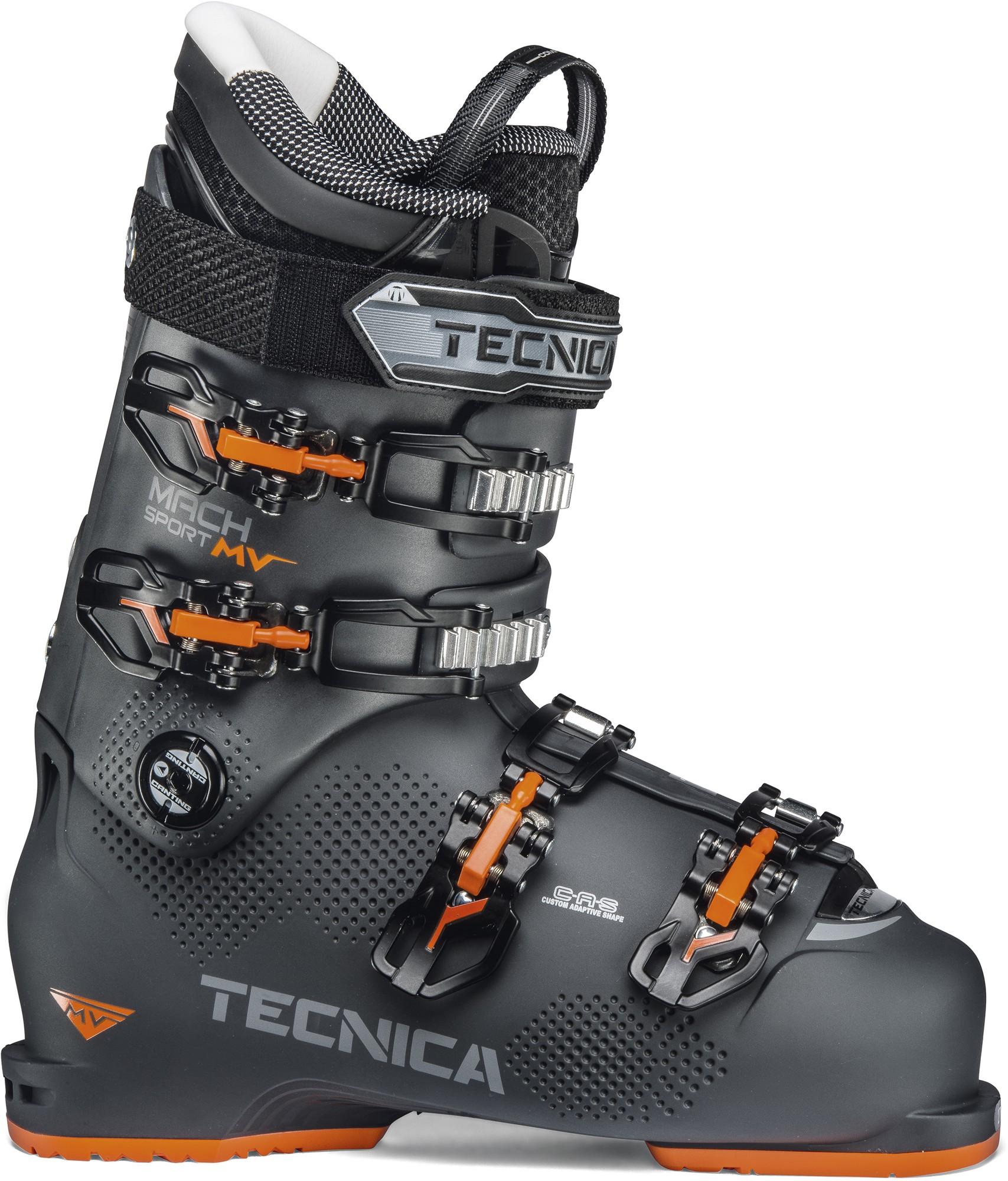 Tecnica Ботинки горнолыжные MACH SPORT MV 90, размер 30 см