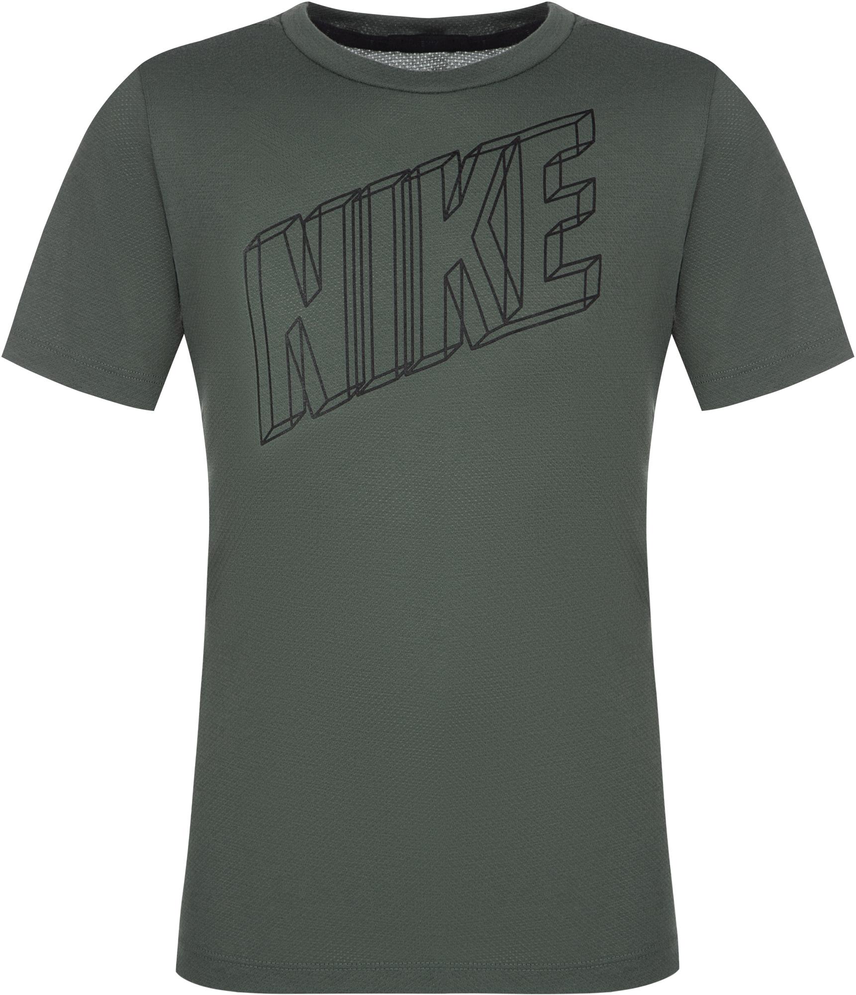Nike Футболка для мальчиков Nike Breathe, размер 158-170