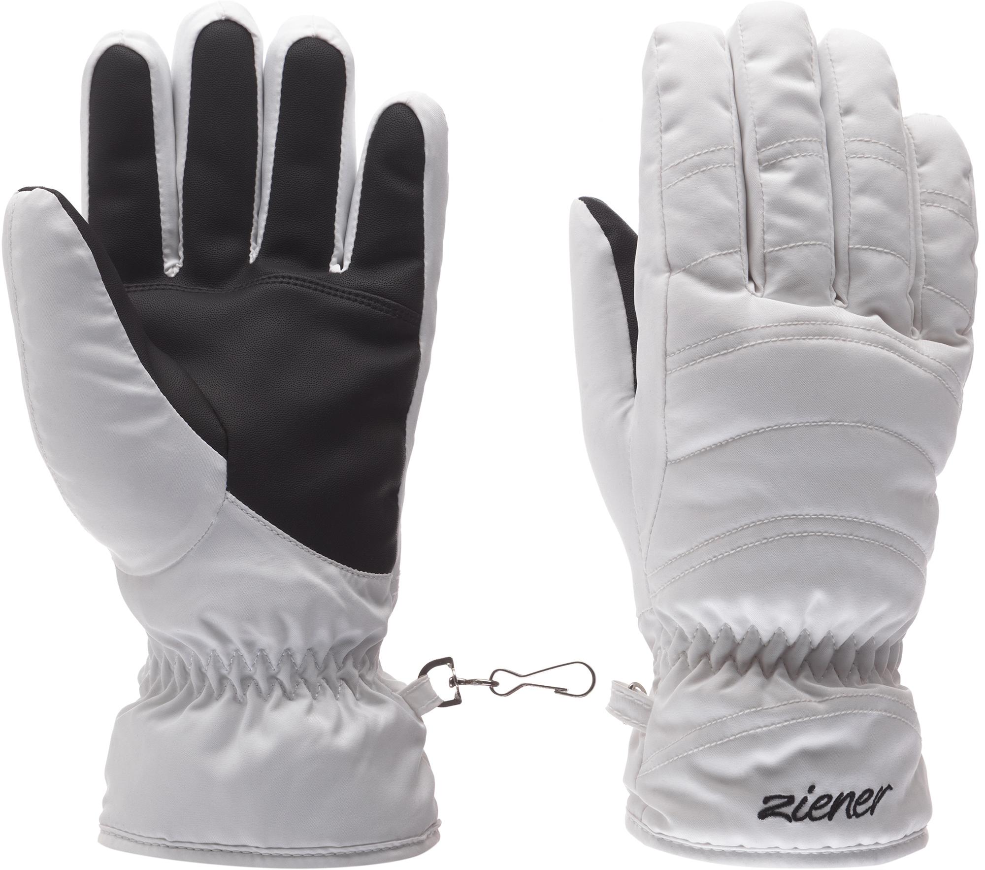 Ziener Перчатки женские Ziener Kamira, размер 8 цена