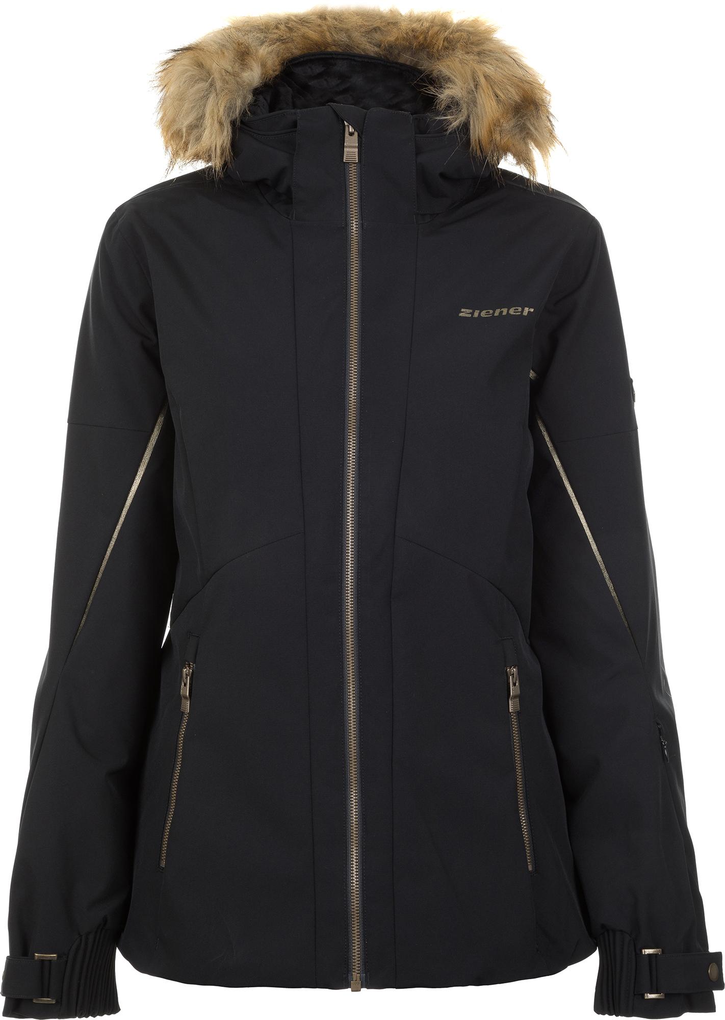 Ziener Куртка утепленная женская Ziener Tanda, размер 48