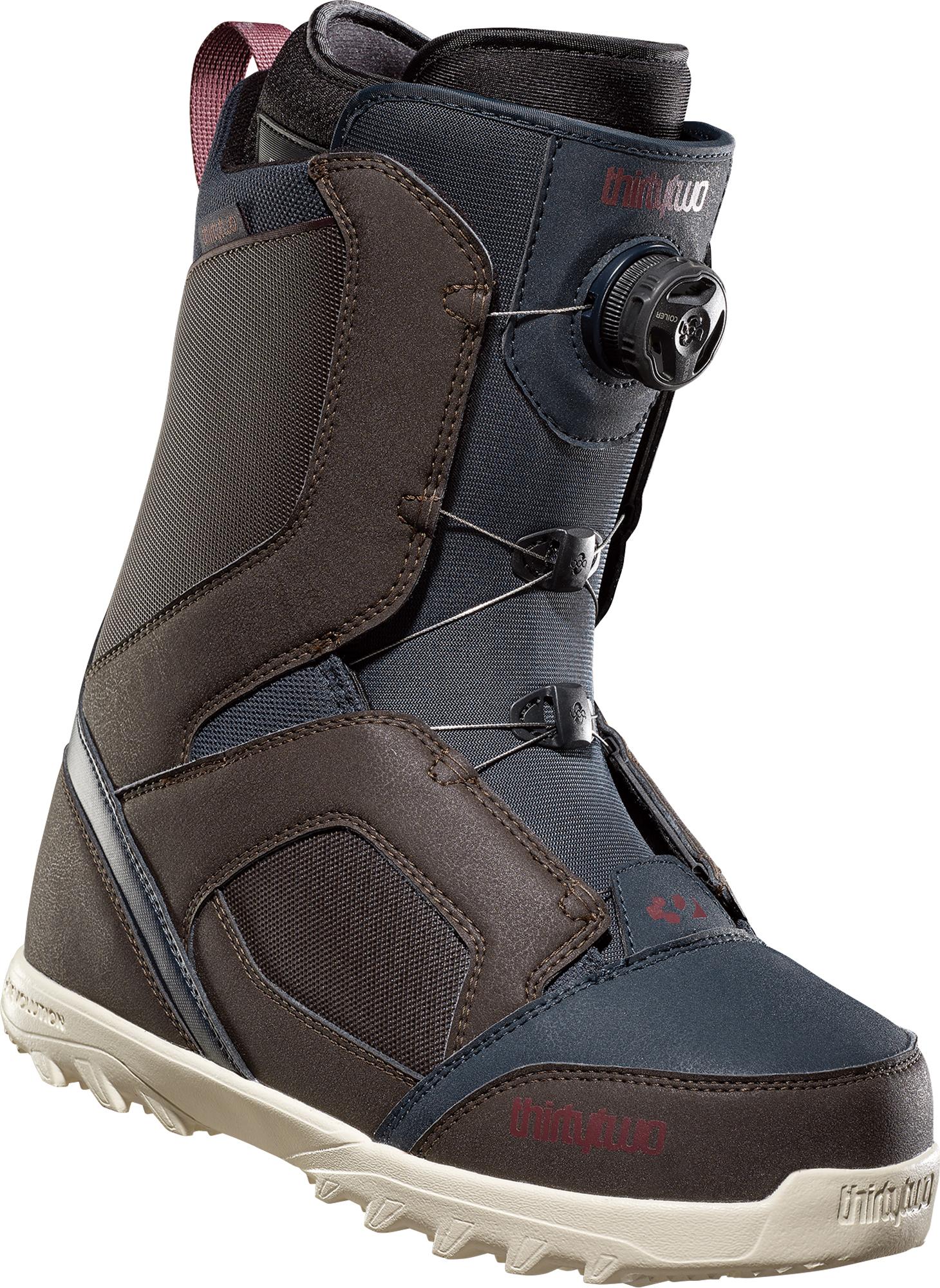 ThirtyTwo Сноубордические ботинки ThirtyTwo Stw Boa '18, размер 44 сноубордические ботинки black fire splady 16 17 splady размер 37