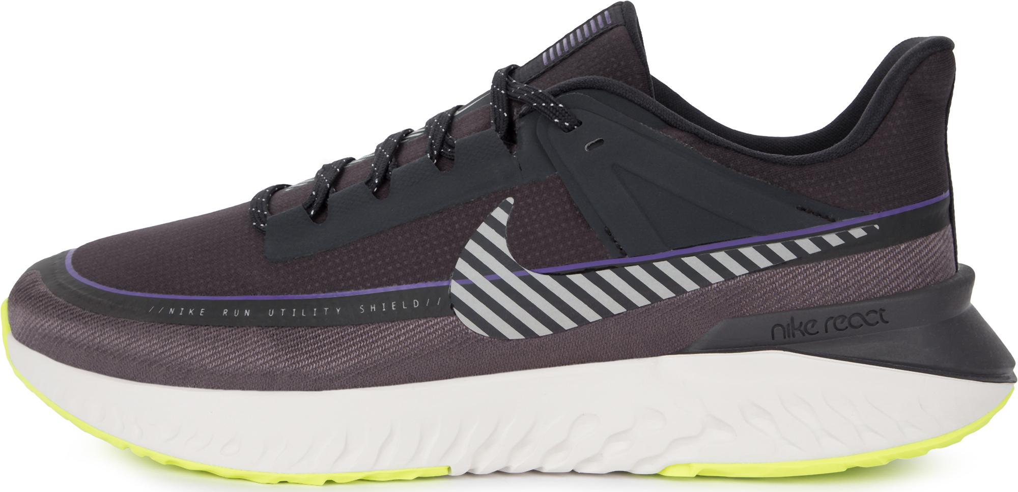 Nike Кроссовки мужские Legend React 2 Shield Black, размер 46,5