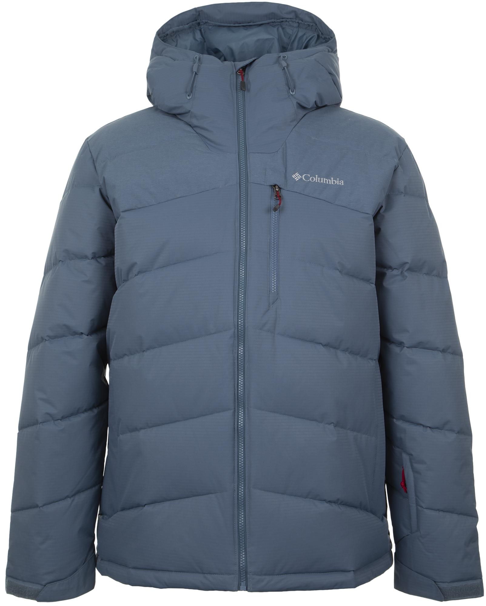 все цены на Columbia Куртка утепленная мужская Columbia Woolly Hollow II, размер 52-54