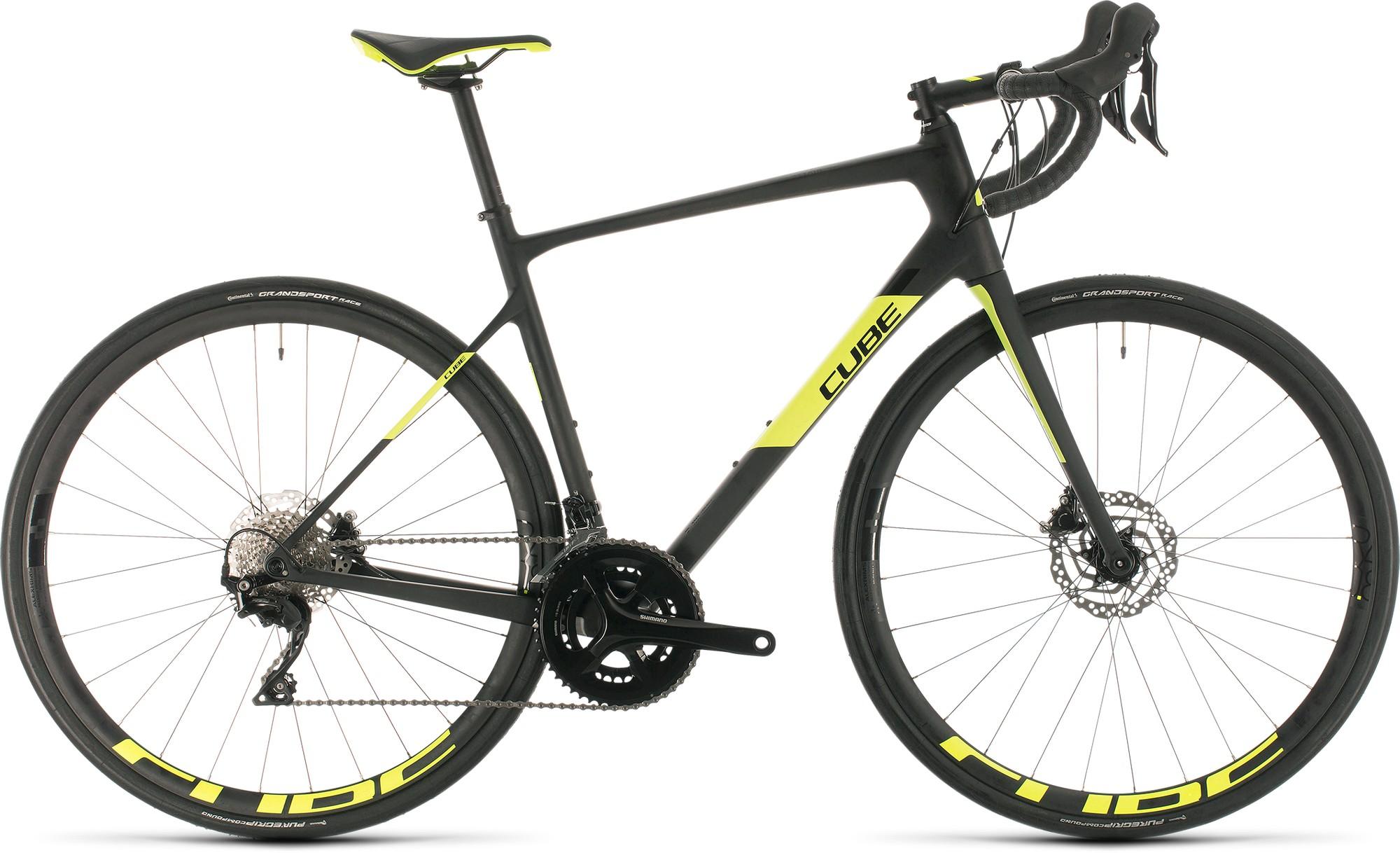 цена на Cube Велосипед шоссейный CUBE Attain Gtc Race