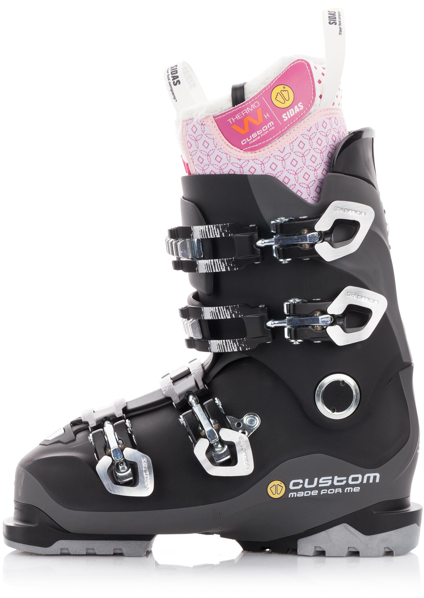 Sidas Ботинки горнолыжные Sidas CX-Pro + Woman H, размер 36 ботинки женские daze цвет темно серый 16507z 3 2l размер 36