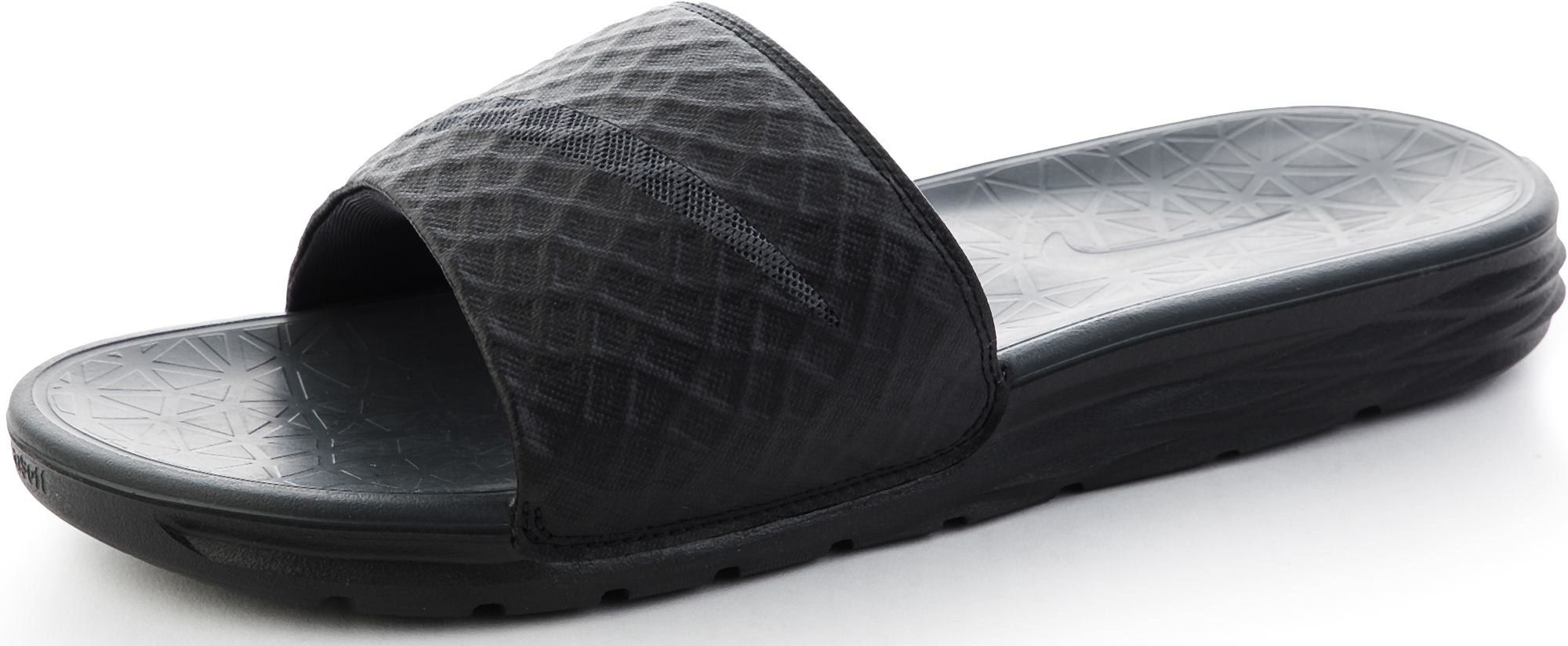 Nike Шлепанцы мужские Nike Benassi Solarsoft, размер 39