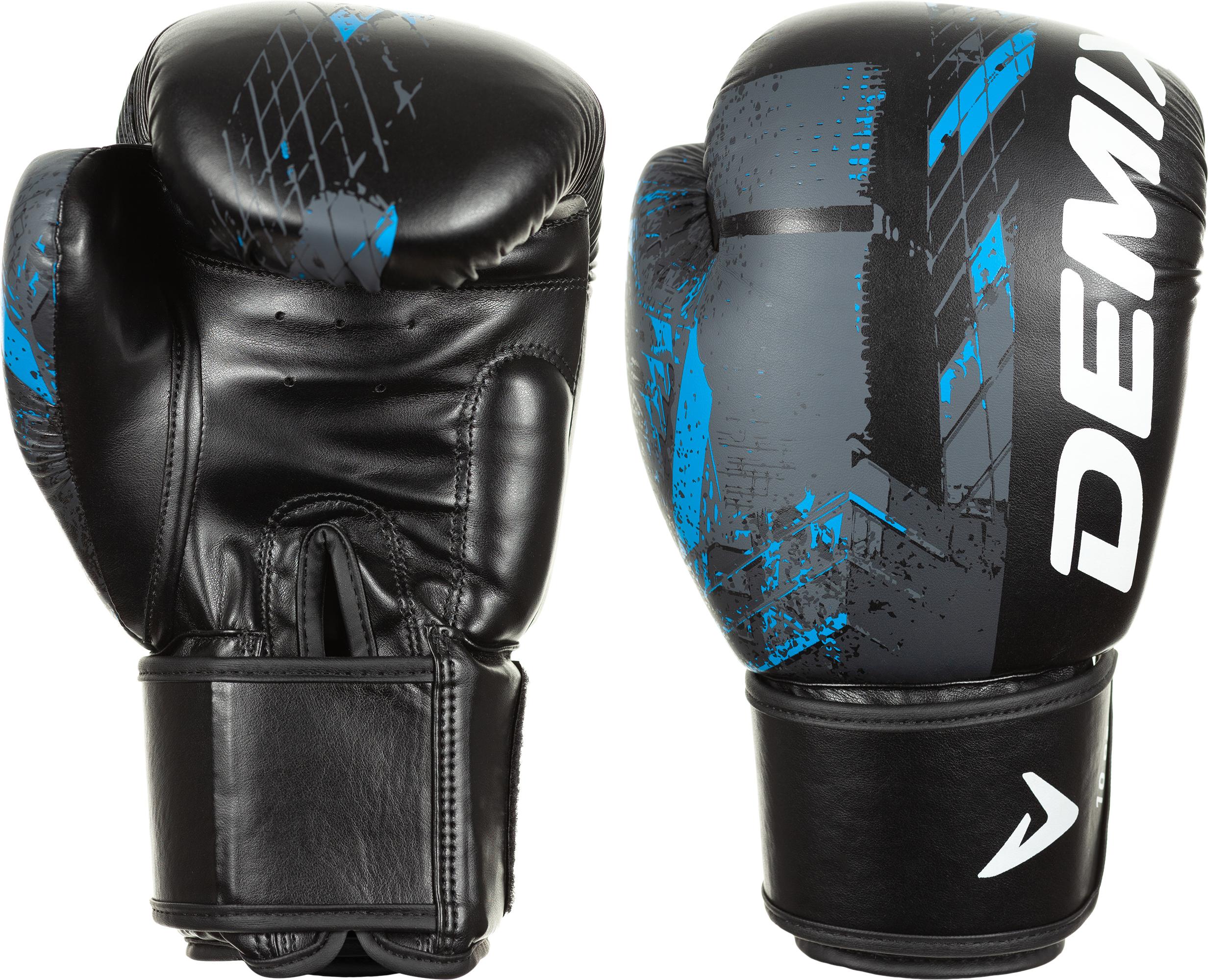Demix Перчатки боксерские Demix, размер 16 oz