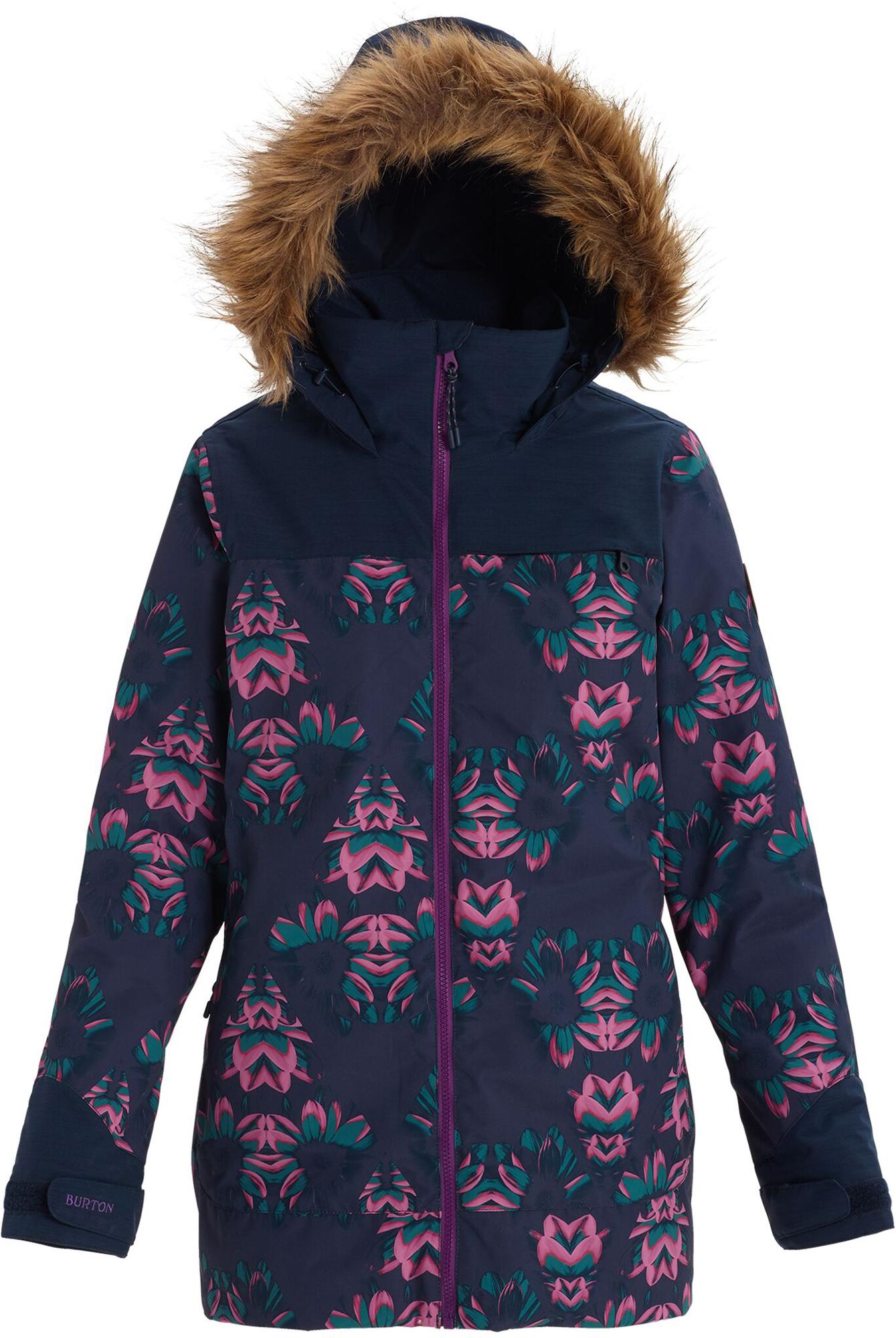 купить Burton Куртка утепленная женская Burton Lelah, размер 48-50 по цене 18699 рублей
