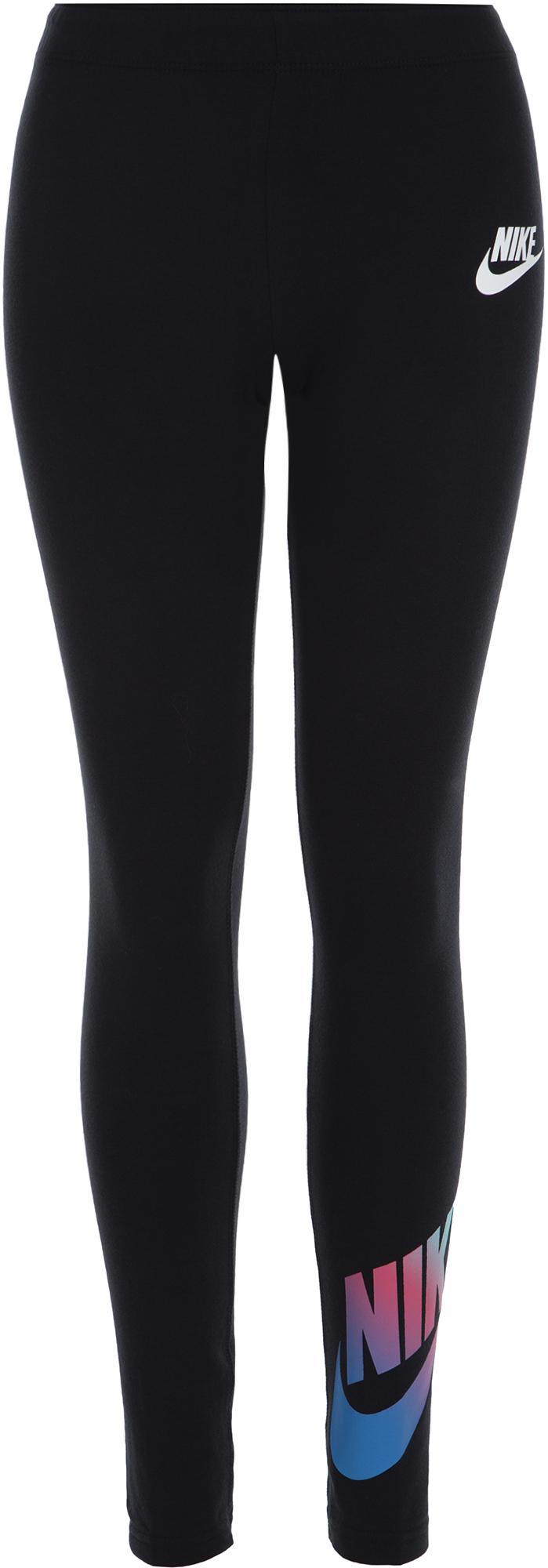 купить Nike Легинсы для девочек Nike, размер 146-156 онлайн