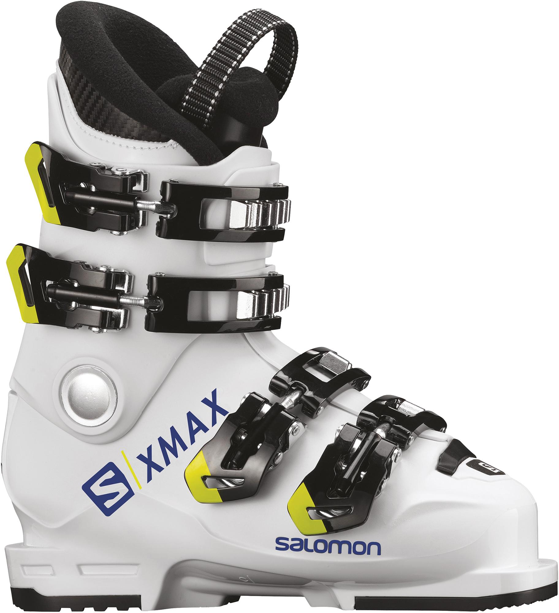 цена Salomon Ботинки горнолыжные детские Salomon X Max 60T, размер 36,5 онлайн в 2017 году