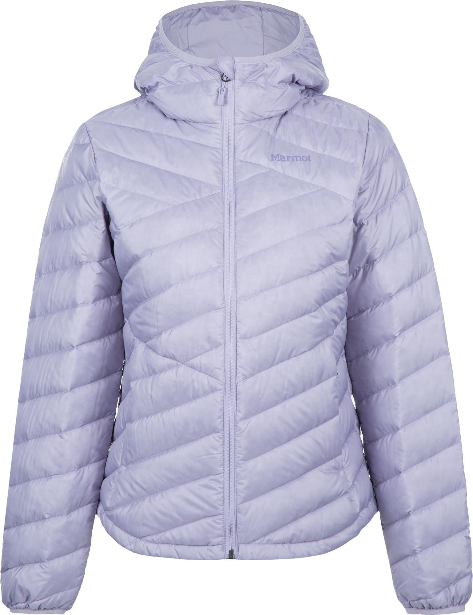 цена на Marmot Куртка пуховая женская Marmot Highlander Hoody, размер 54-56