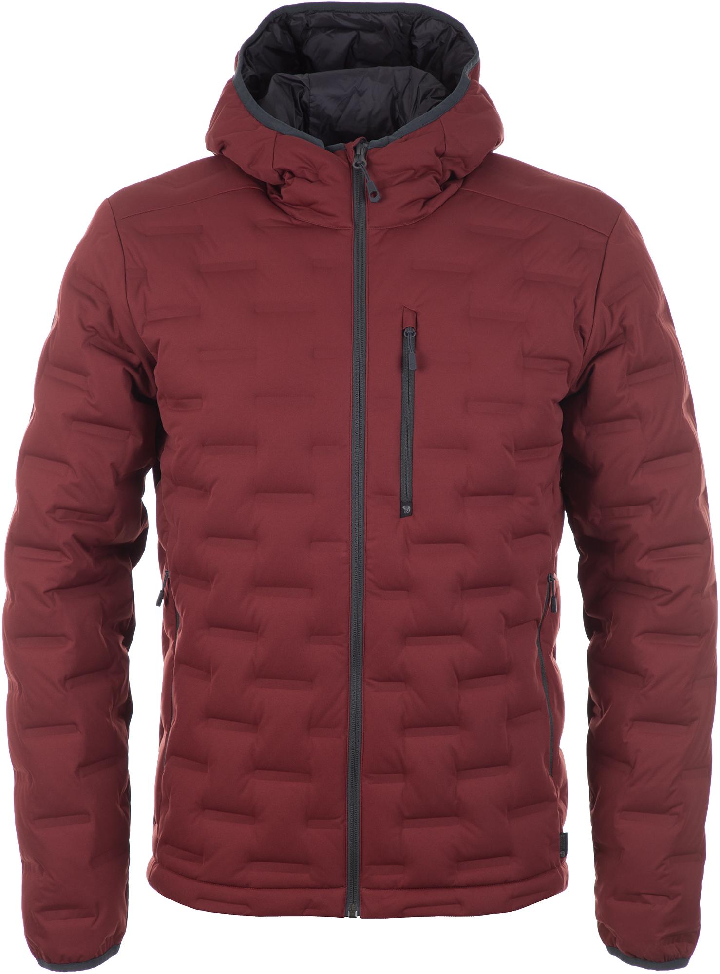 Mountain Hardwear Куртка пуховая мужская Mountain Hardwear Stretchdown, размер 56 цена
