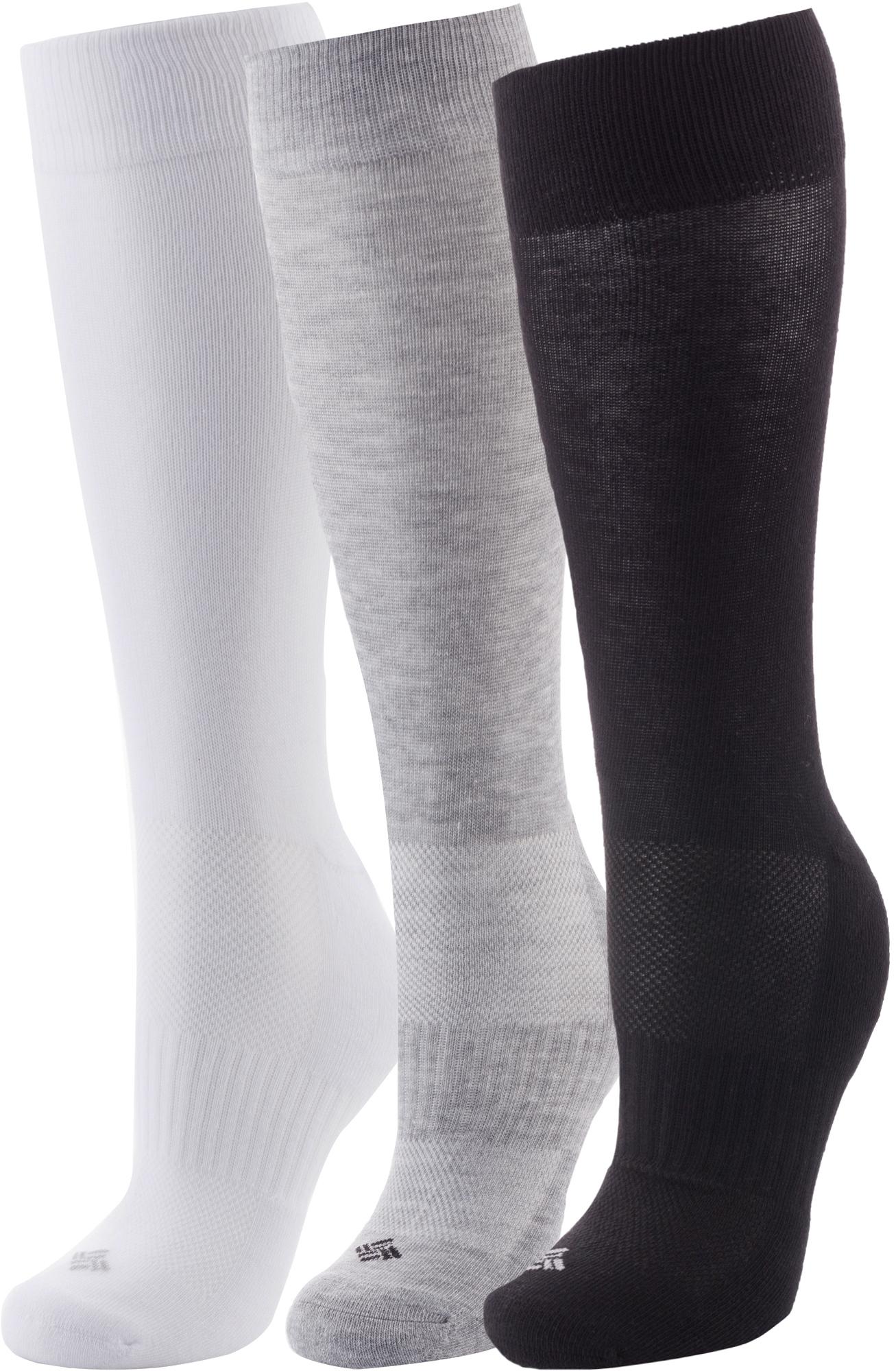 Columbia Носки Columbia, 3 пары спортивные носки columbia lu9748 004 2015 lu9748 004