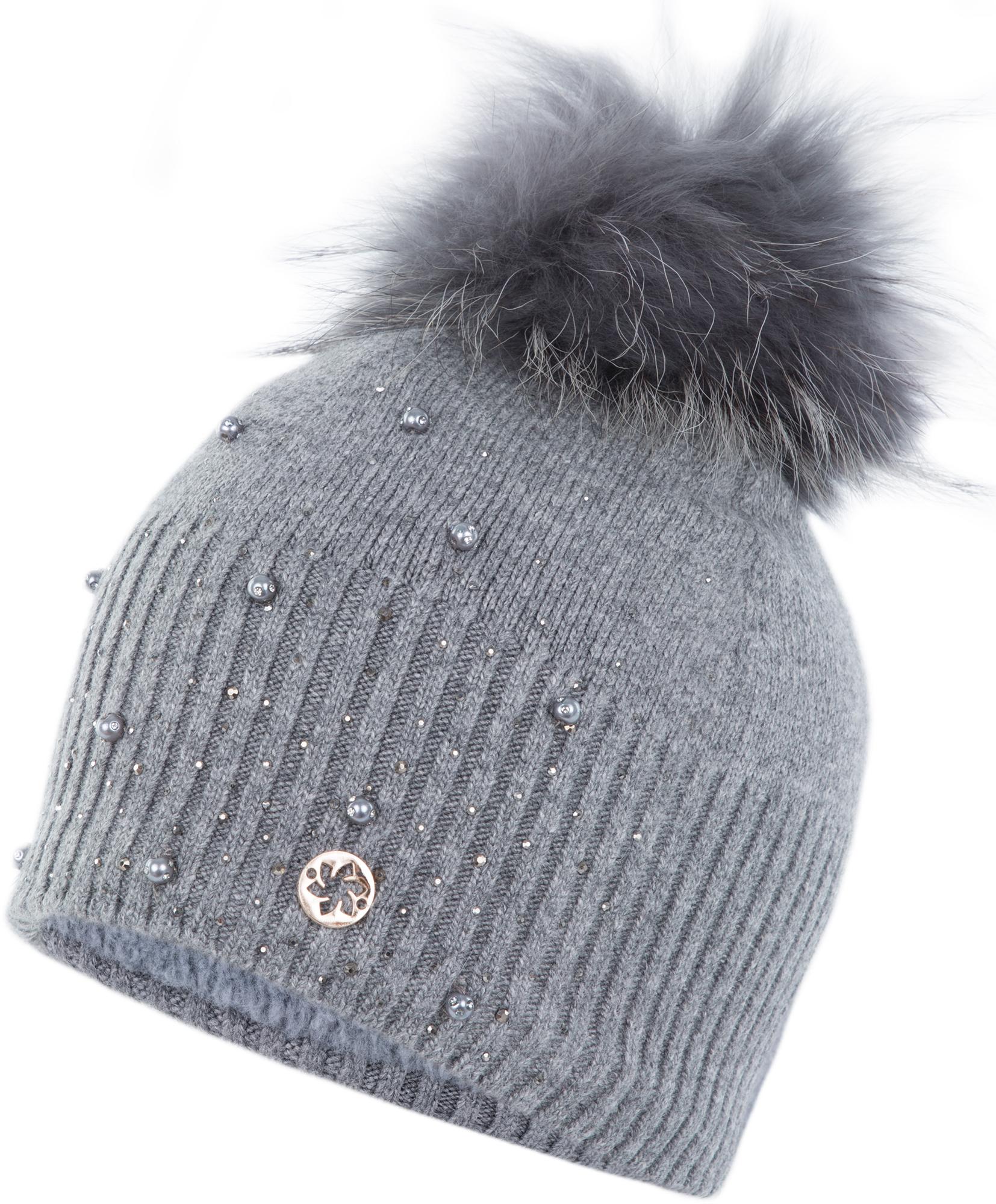 купить Granadilla Шапка женская Granadilla Moon Fur по цене 4999 рублей