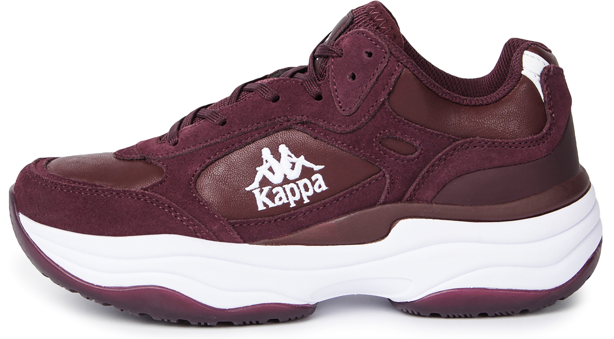 Kappa Кроссовки женские Kappa Renato, размер 40 kappa кроссовки женские kappa linea