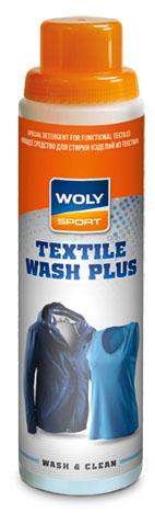 Woly Моющее средство для стирки изделий из текстиля Woly Sport Textile Wash, 250 мл