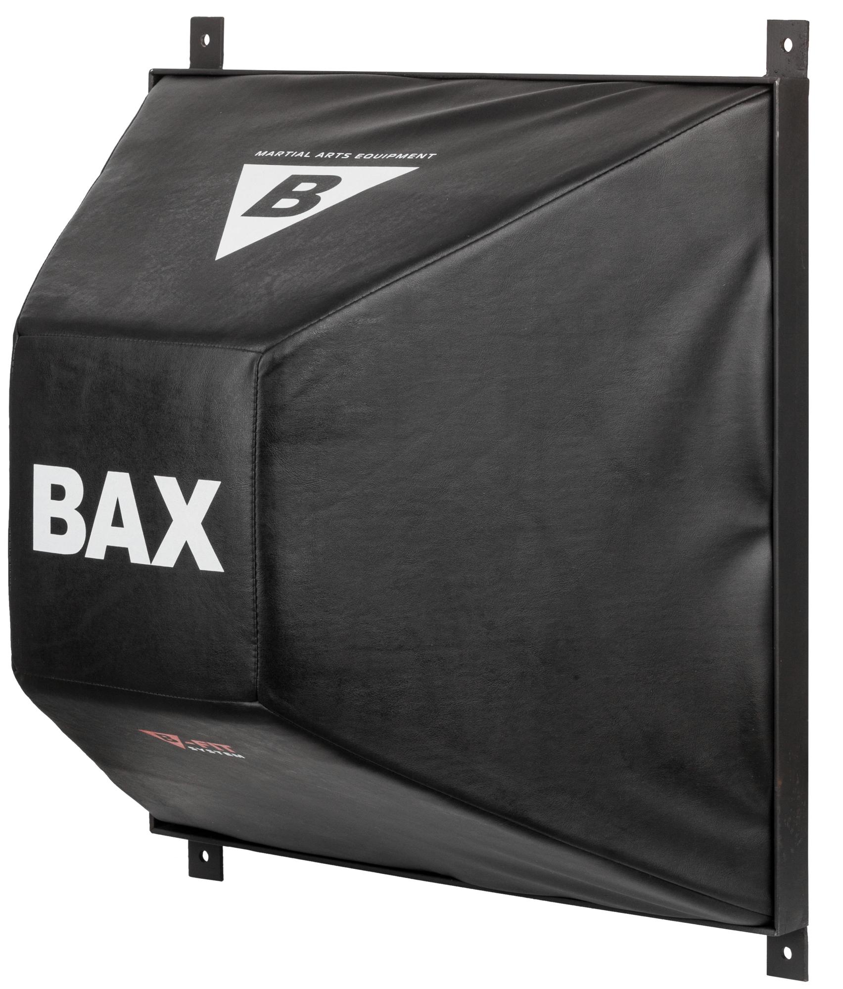 Bax Подушка боксёрская настенная, пирамида Bax bax мешок набивной bax 40 кг