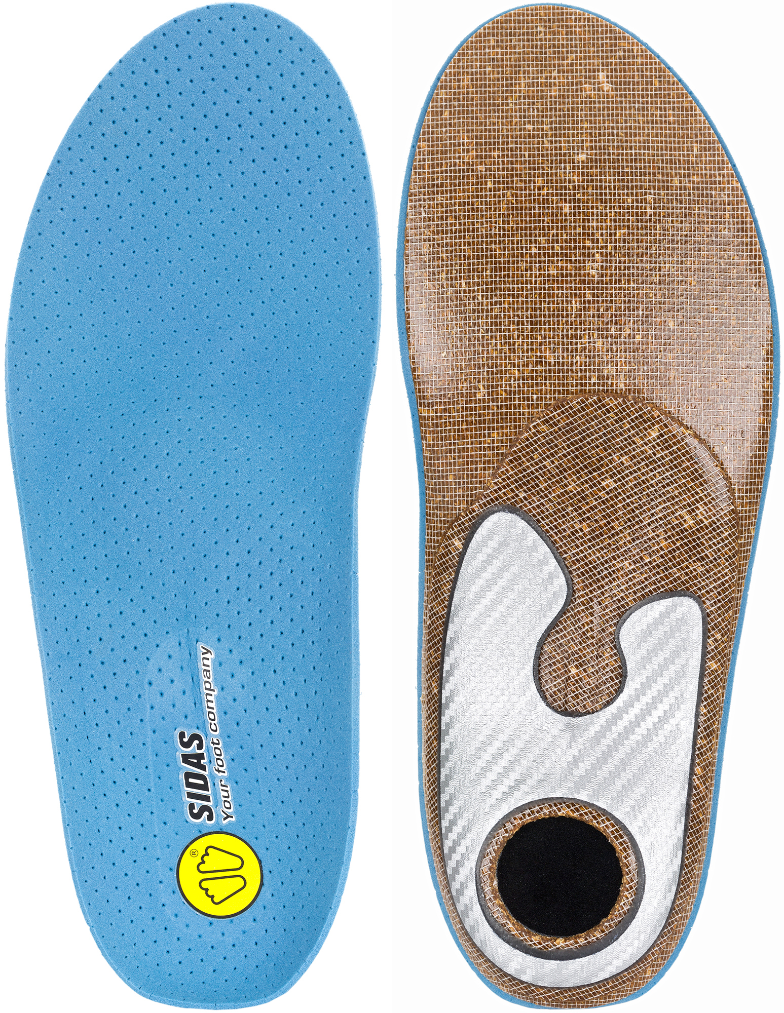 Sidas Стельки Multi + ( Flash Fit), размер 44-45