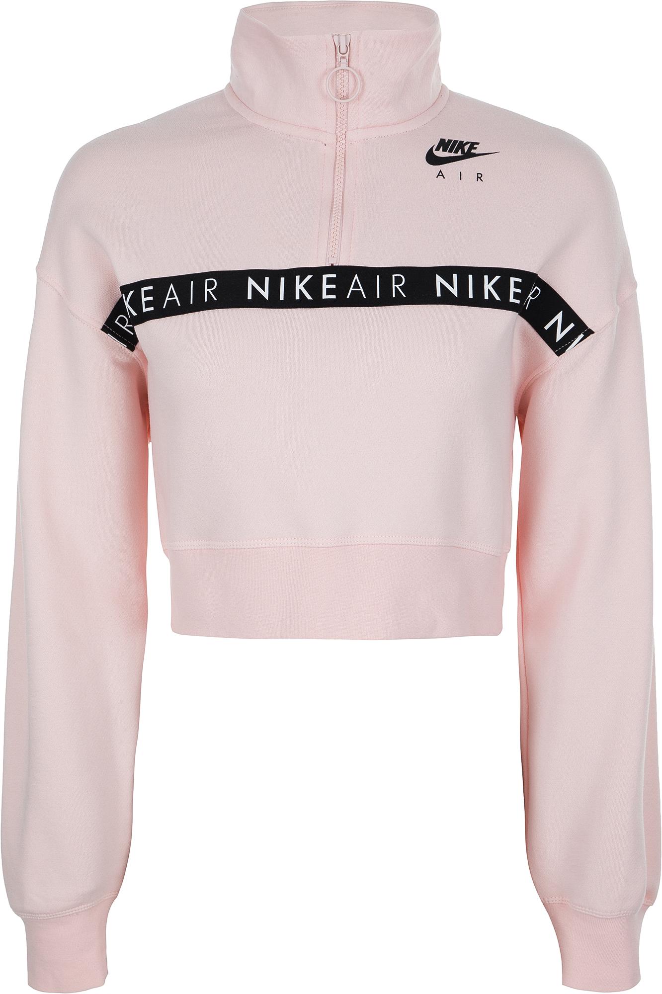 Nike Олимпийка женская Nike Air, размер 46-48 nike майка женская nike air размер 46 48