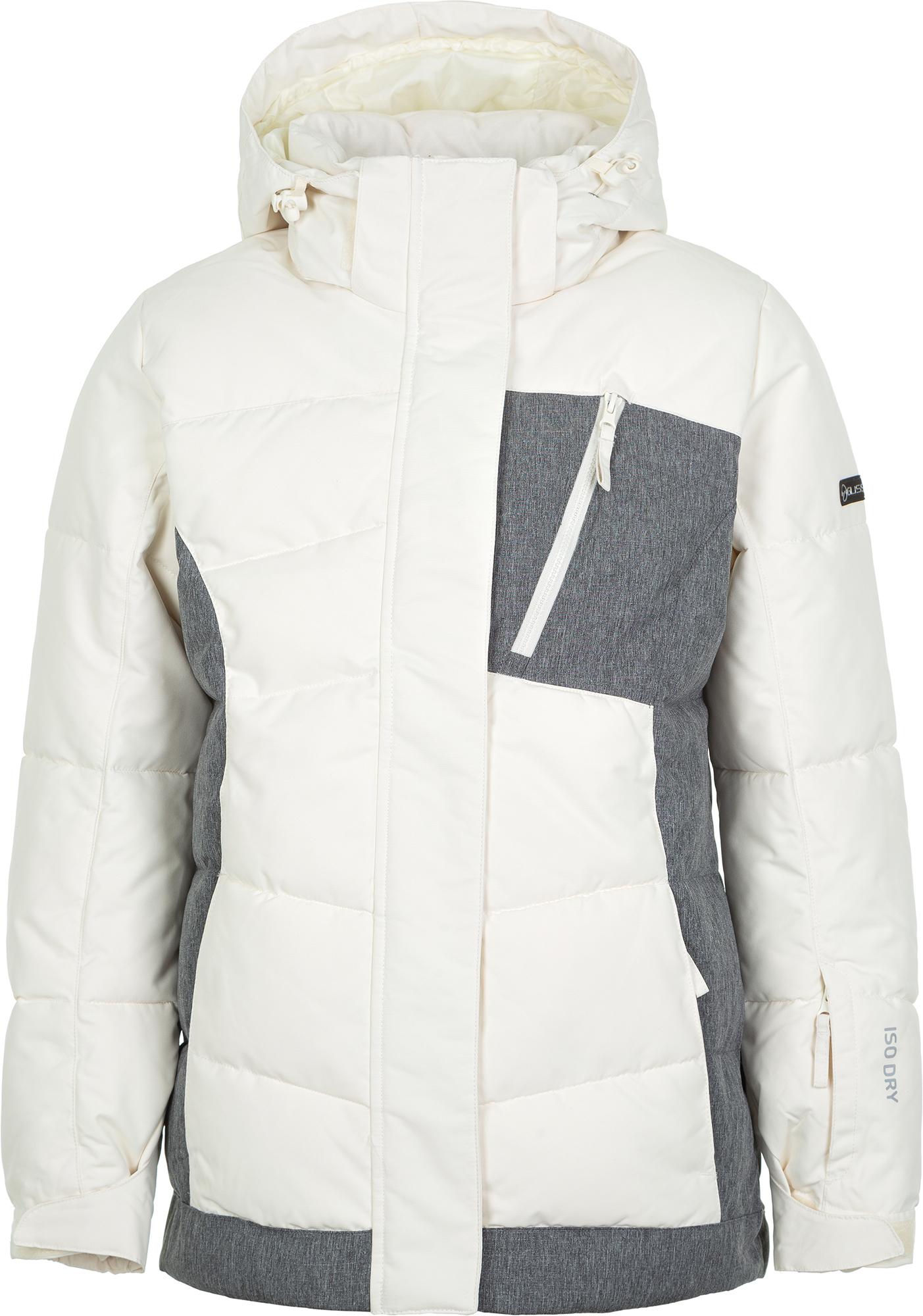Glissade Куртка утепленная для девочек Glissade, размер 164 куртка для девочек atplay цвет серый 1jk803 размер 86
