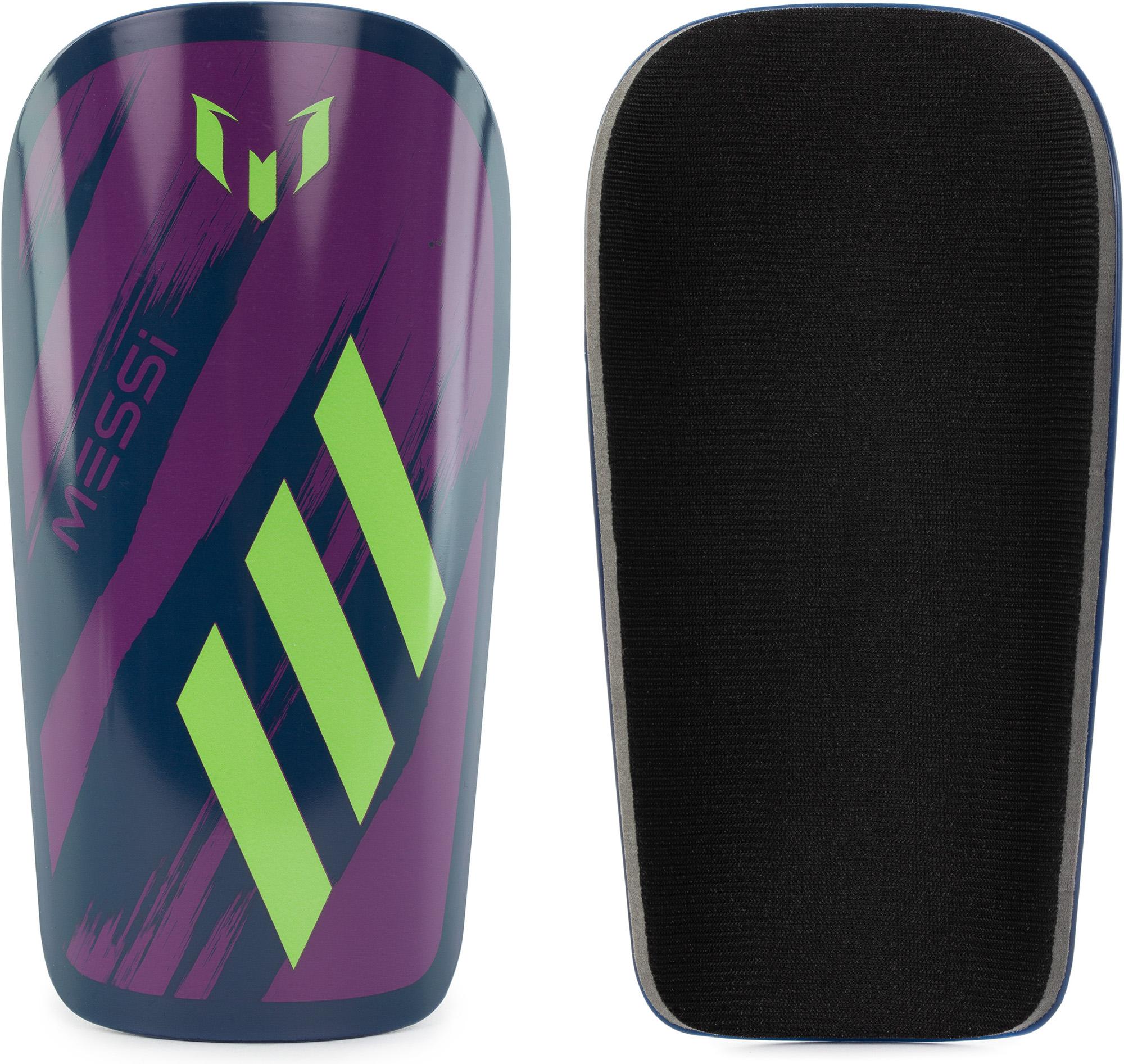 цена на Adidas Щитки футбольные Adidas Messi Club