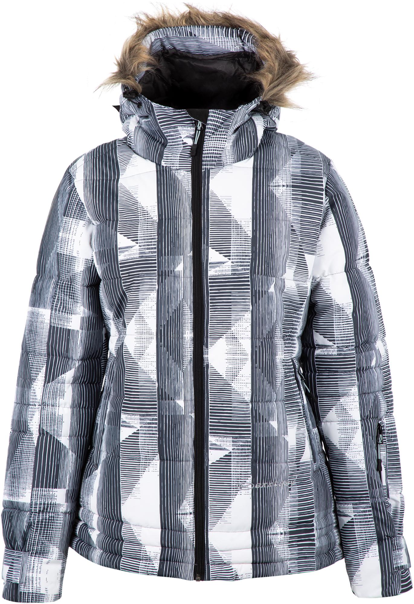 Exxtasy Куртка утепленная женская Exxtasy, размер 42