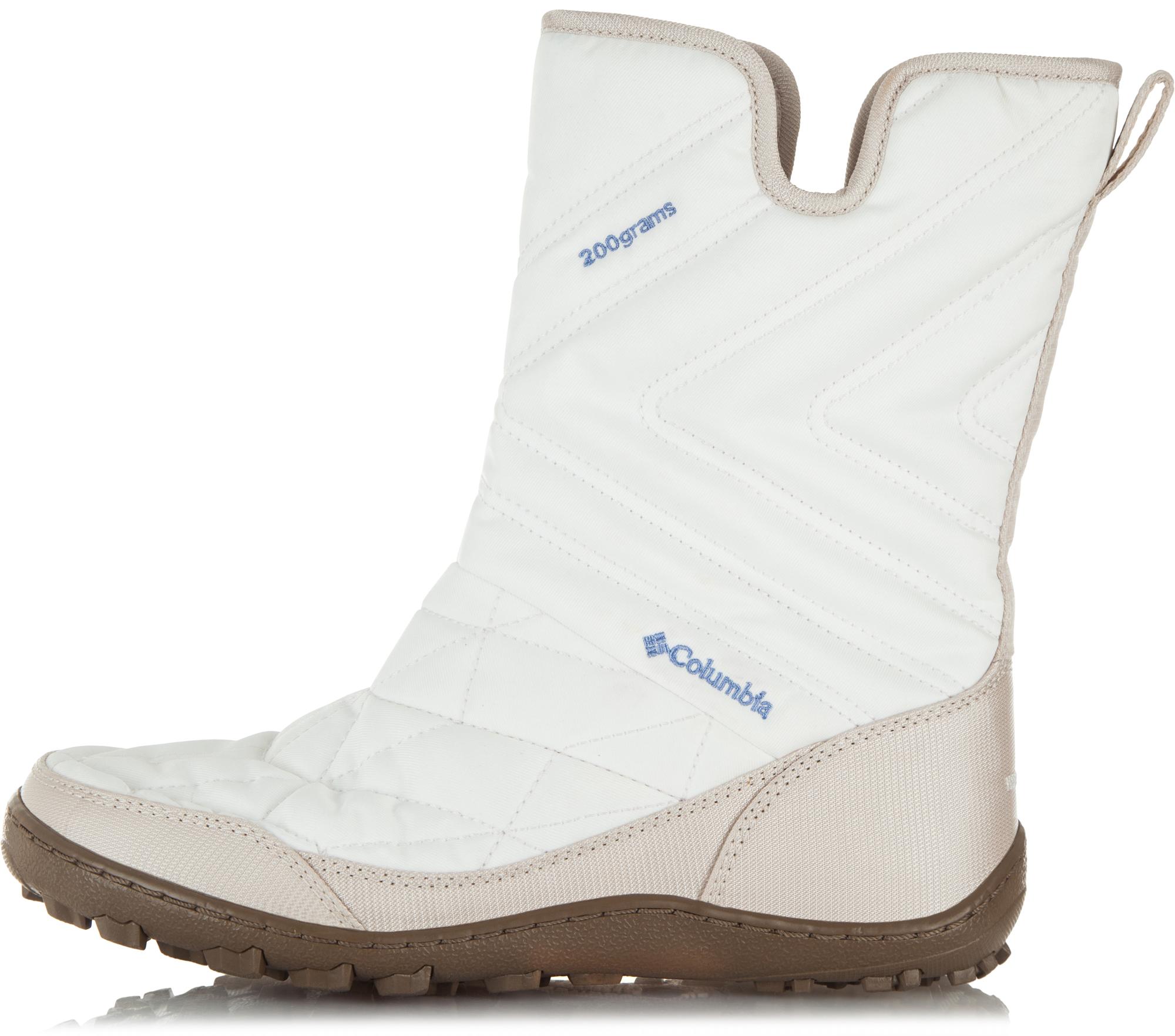 Columbia Сапоги утепленные женские Columbia Minx Slip III, размер 41 цены онлайн