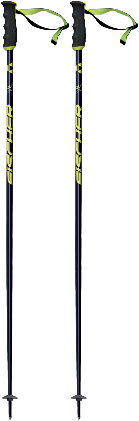 все цены на Fischer Палки горнолыжные Fischer RC4 SL, размер 135 онлайн