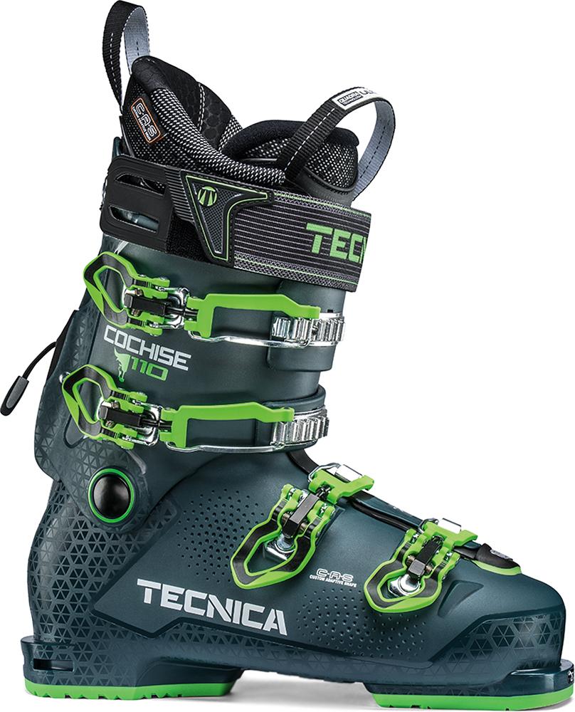 Tecnica Ботинки горнолыжные Tecnica Cochise 110, размер 43,5