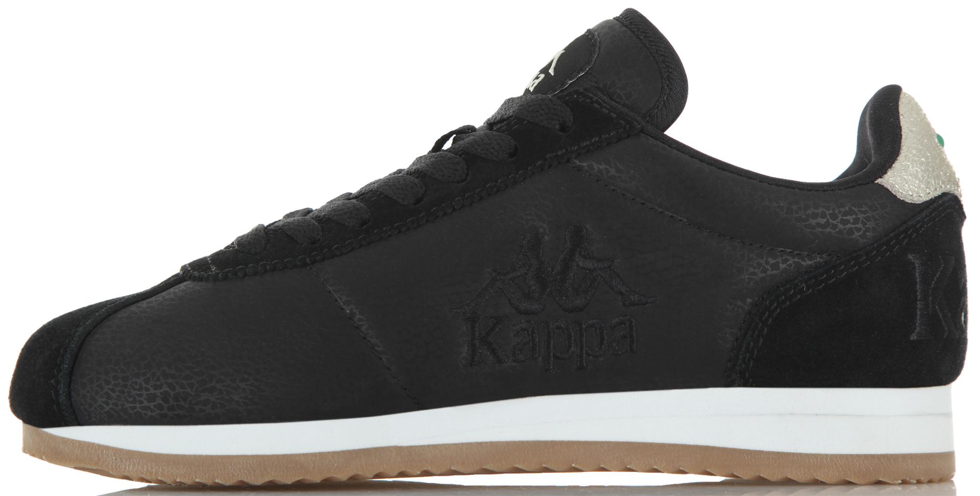Kappa Кроссовки женские Kappa Alfa, размер 40 kappa кроссовки женские kappa linea